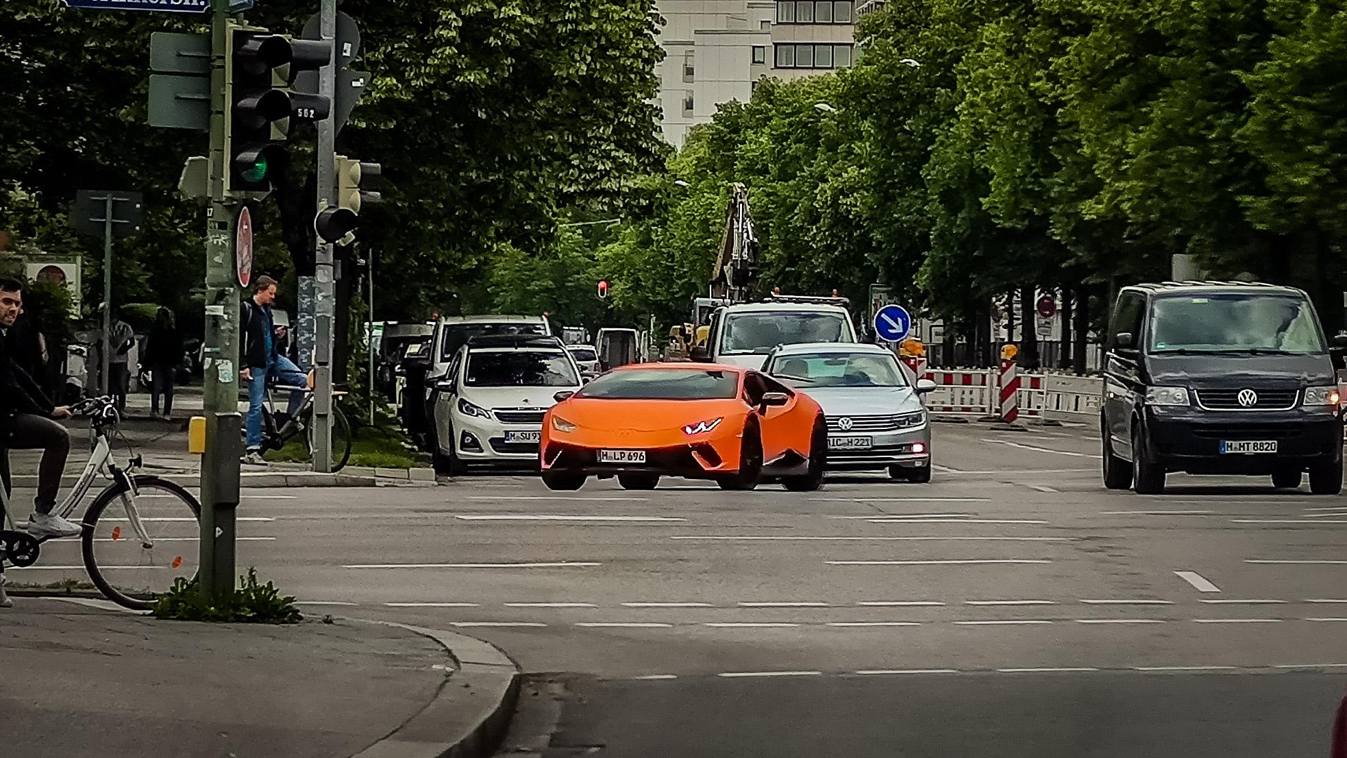 Lamborghini Huracan Performante - M-LP-696