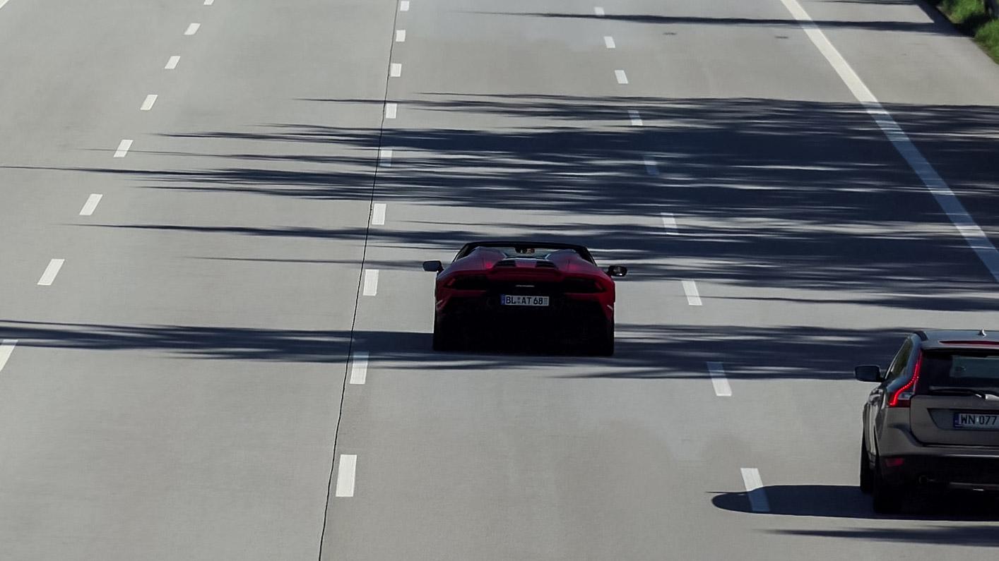 Lamborghini Huracan Evo Spyder - BL-AT-68