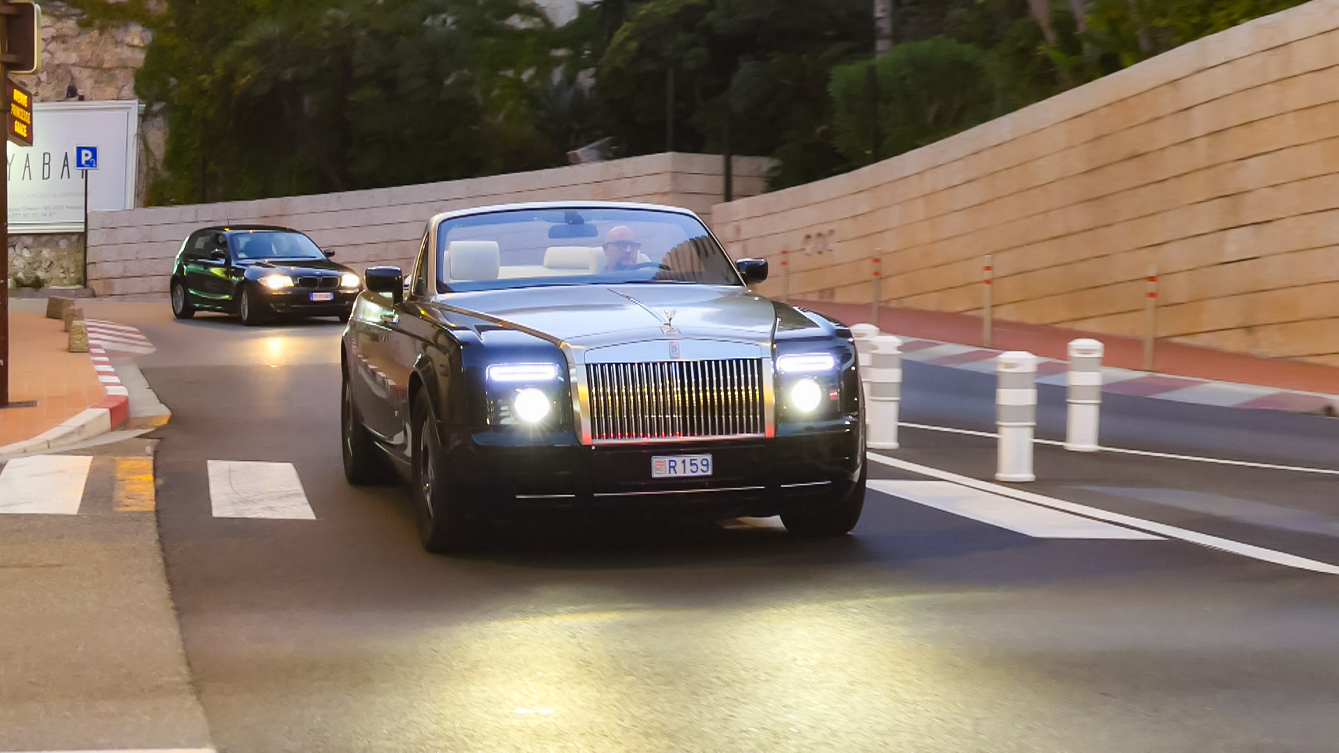 Rolls Royce Drophead - R159 (MC)