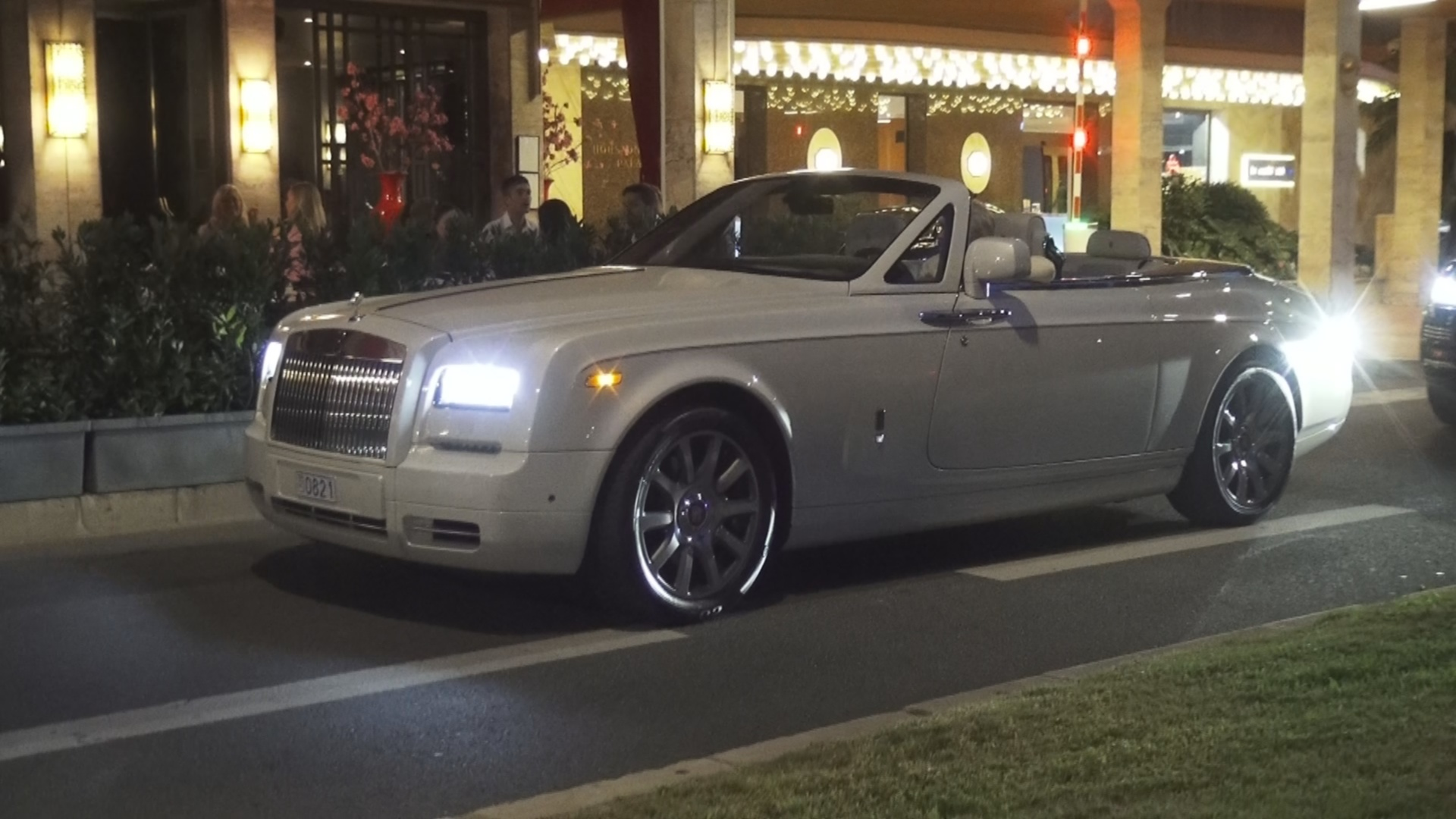 Rolls Royce Drophead - 0821 (MC)