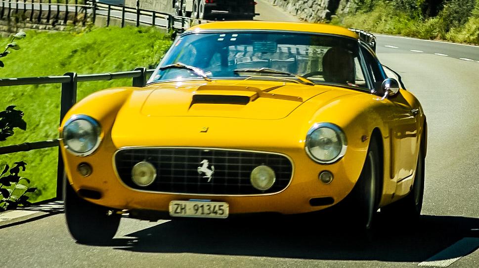 Ferrari 250 GT SWB Competizione - ZH-91345 (CH)