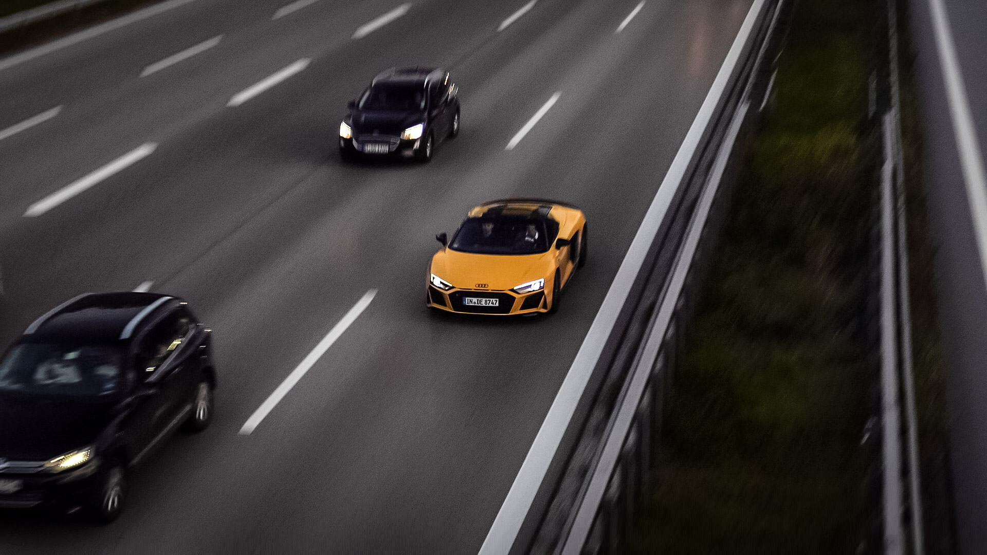 Audi R8 V10 Spyder - IN-DE- 8747