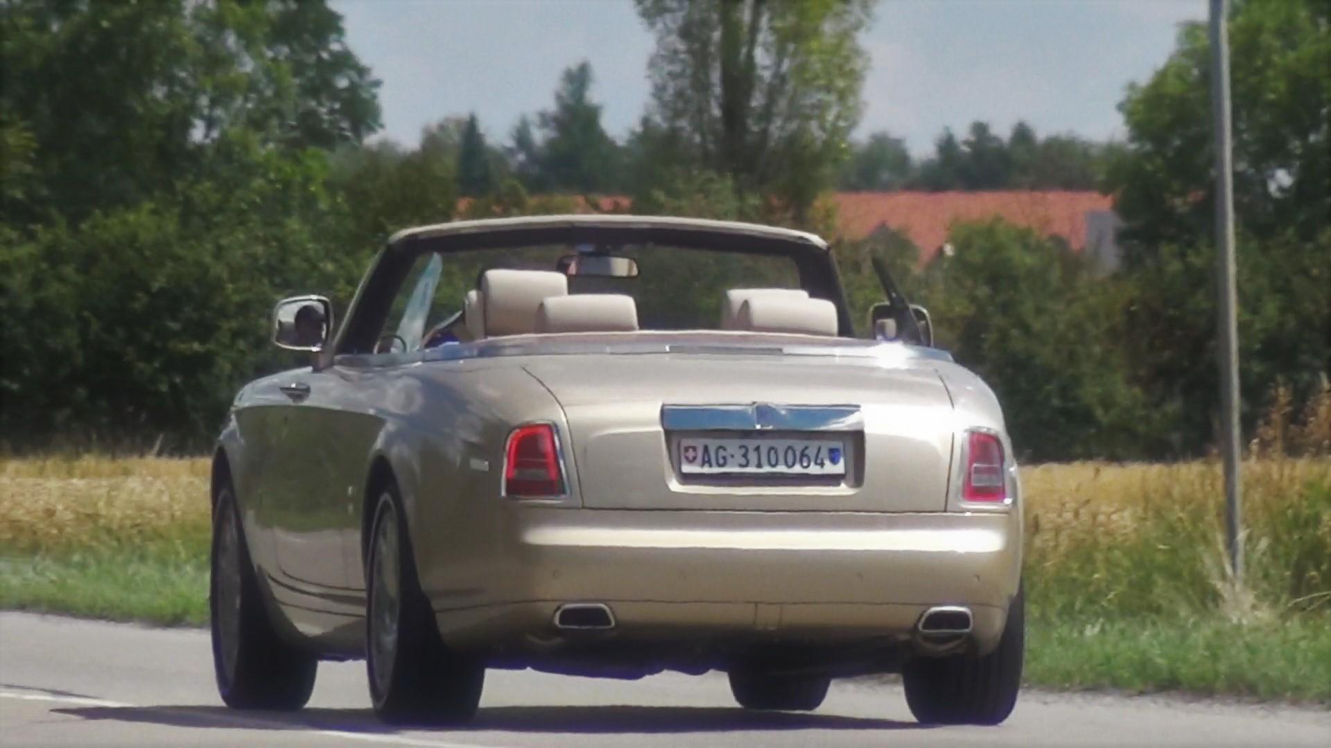 Rolls Royce Drophead - AG-310064 (CH)