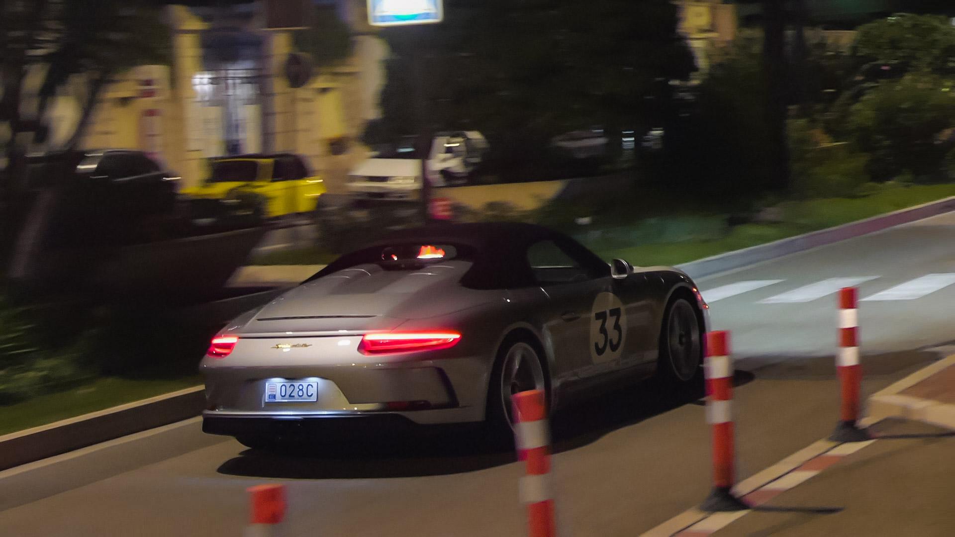 Porsche 991 Speedster - 028C (MC)