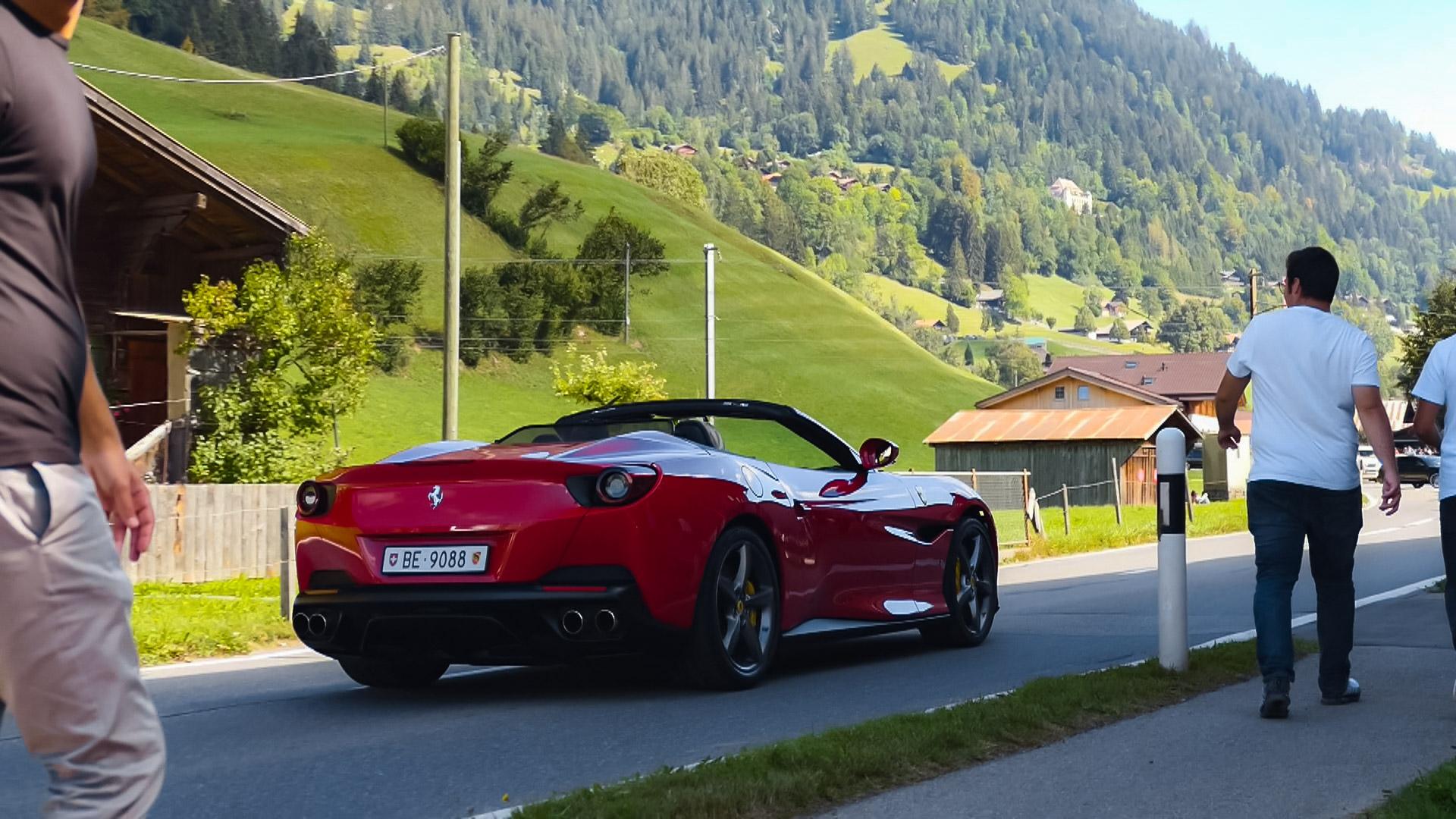 Ferrari Portofino - BE-9088 (CH)