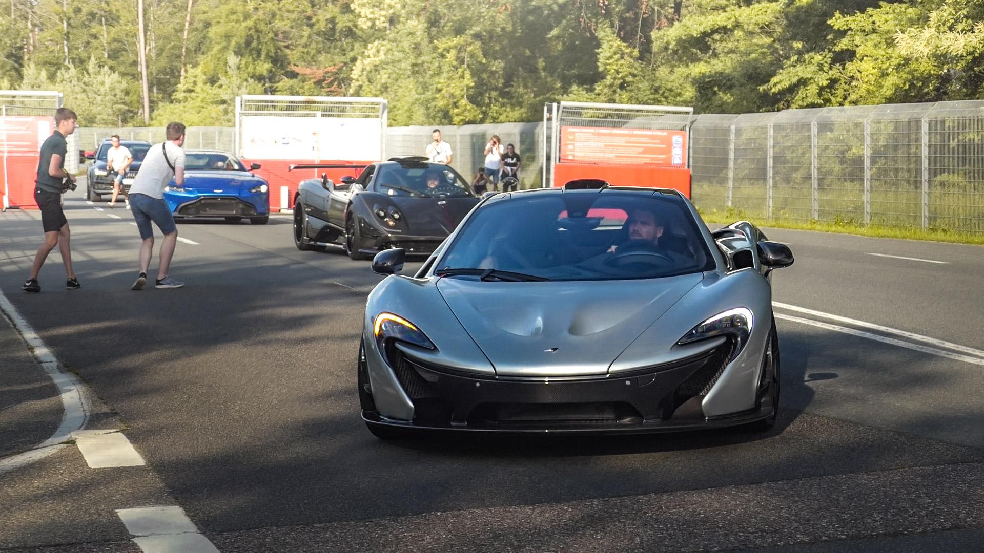 McLaren P1 (Dörr)