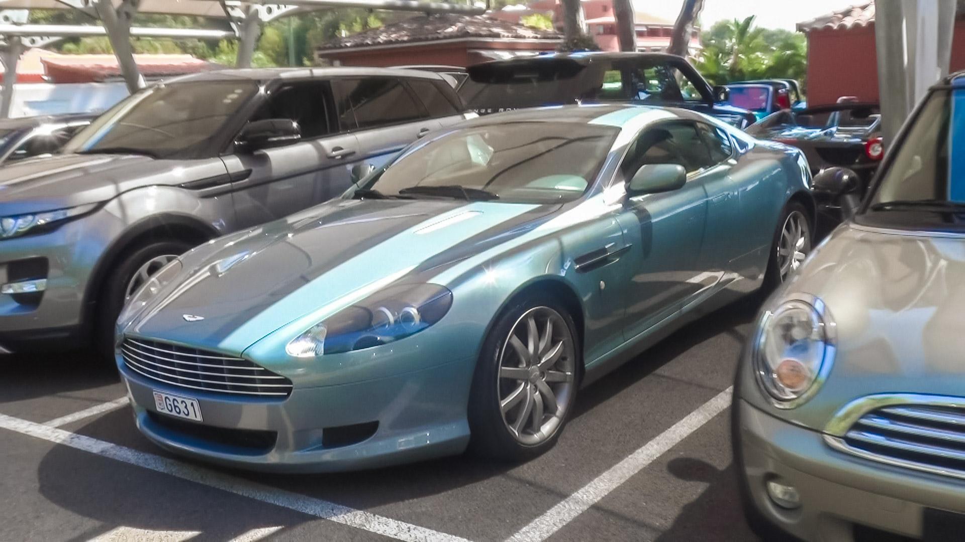 Aston Martin DB9 Coupé - G631 (MC)