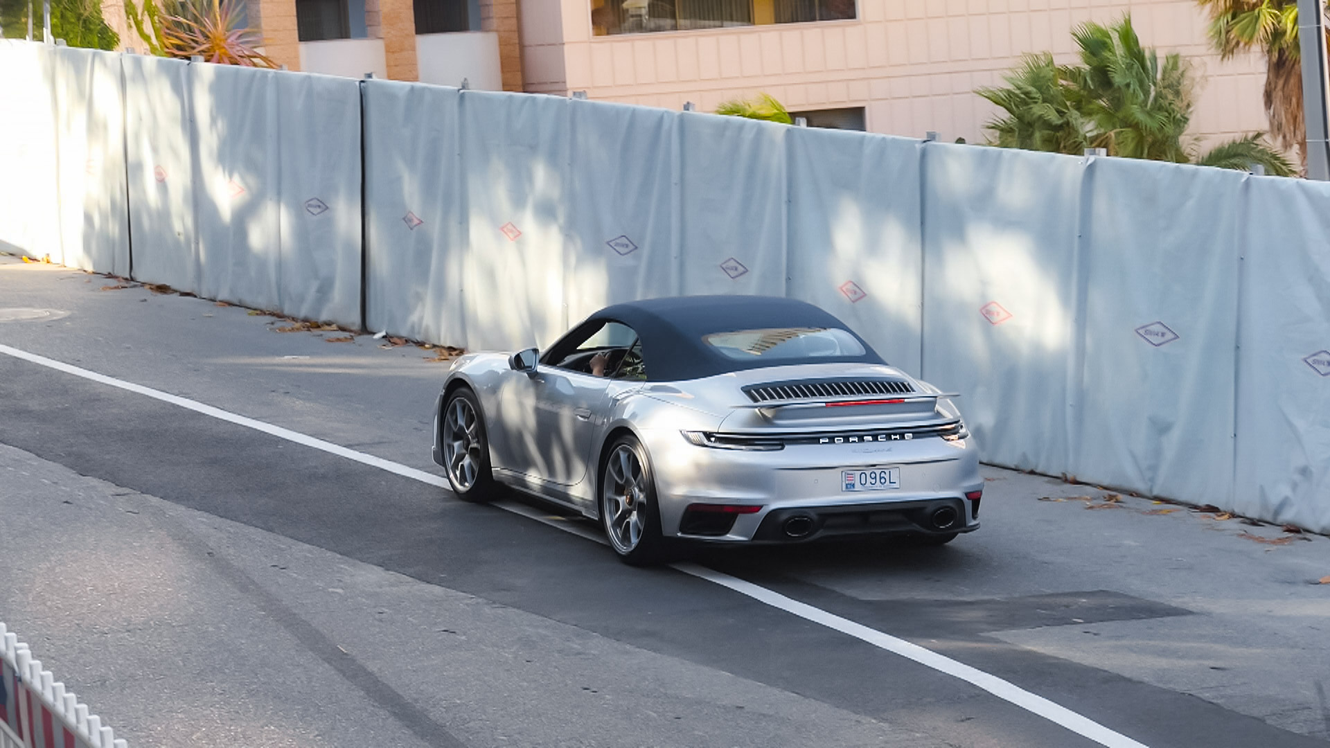 Porsche 992 Turbo S Cabrio - 096L (MC)