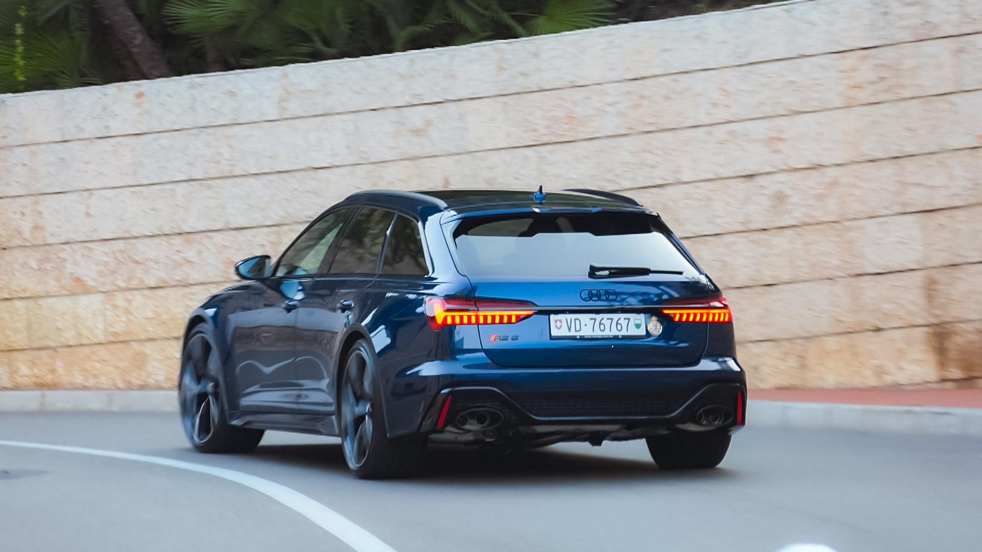 Audi RS6 - VD-76767 (CH)