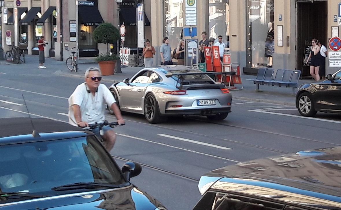 Porsche 911 GT3 RS - M-BW-333
