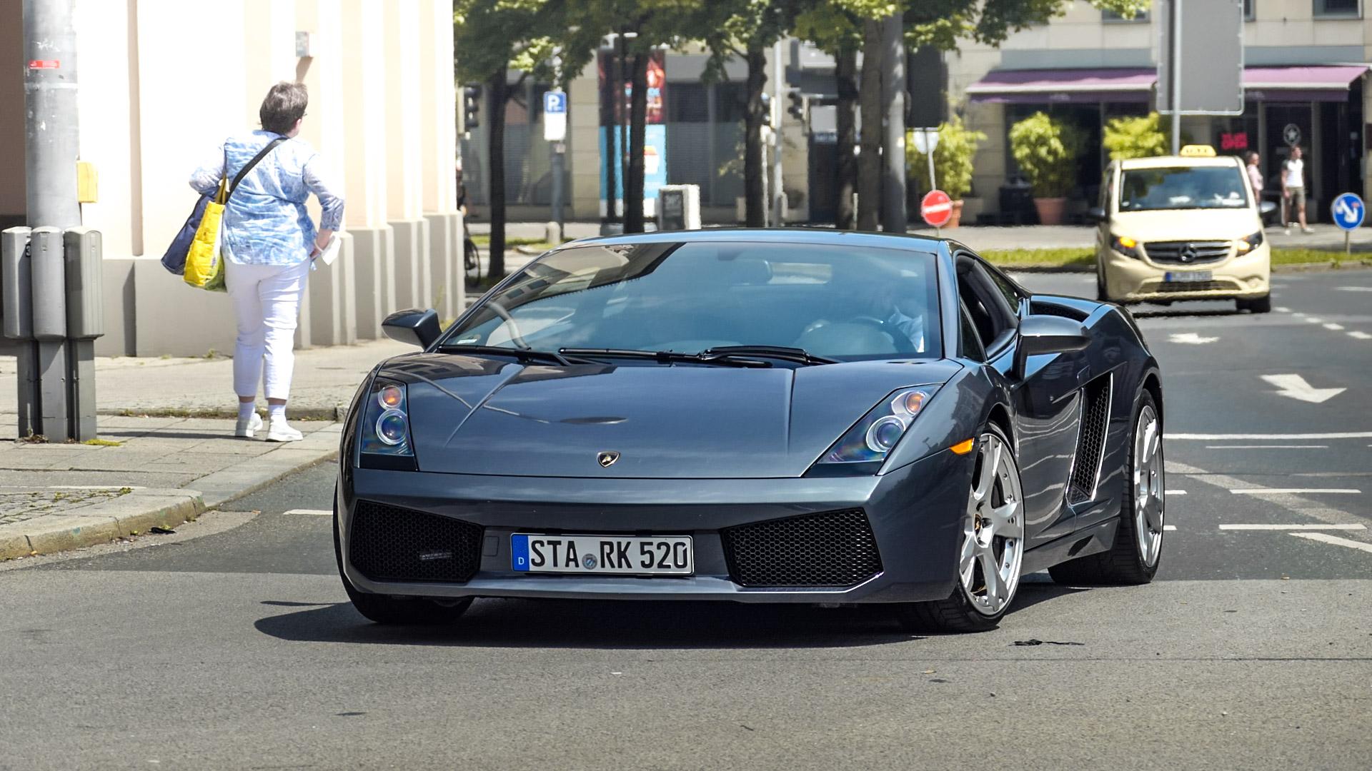Lamborghini Gallardo - STA-RK-520