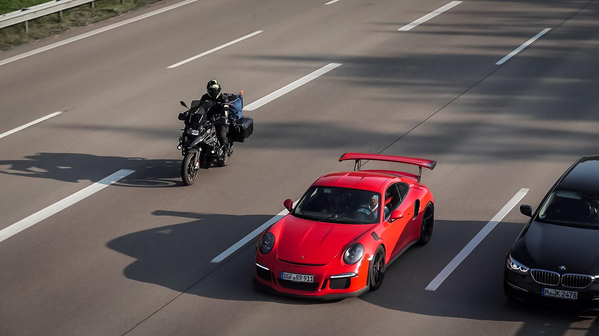Porsche 911 GT3 RS - DGF-RP-911