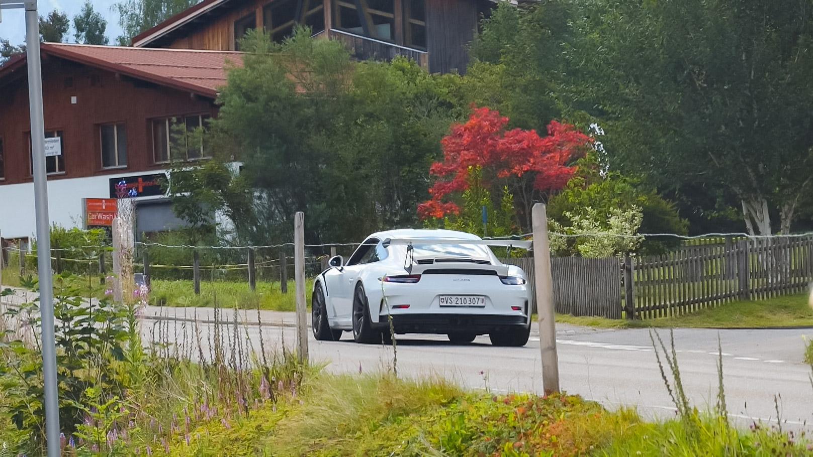 Porsche 911 GT3 RS - VS-210307 (CH)