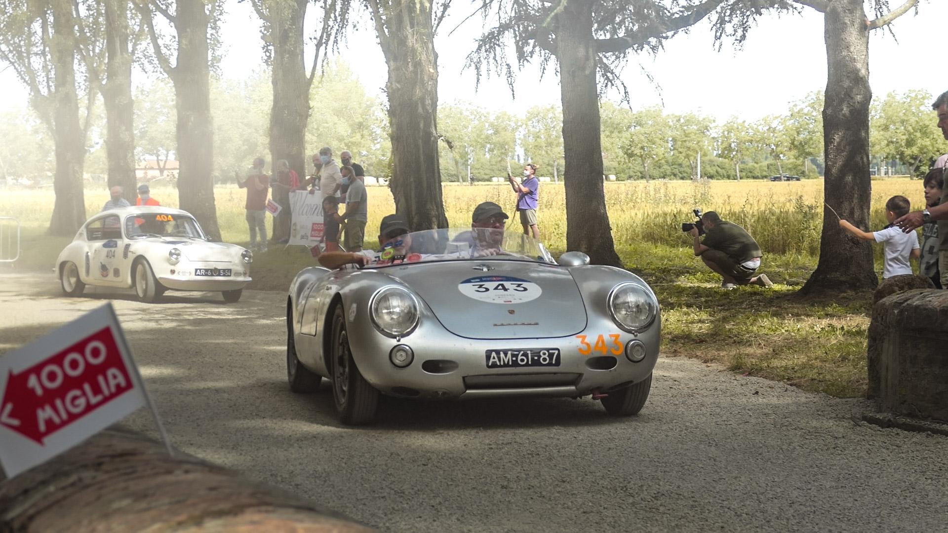 Porsche 550 Spyder - AM-61-87 (NL)