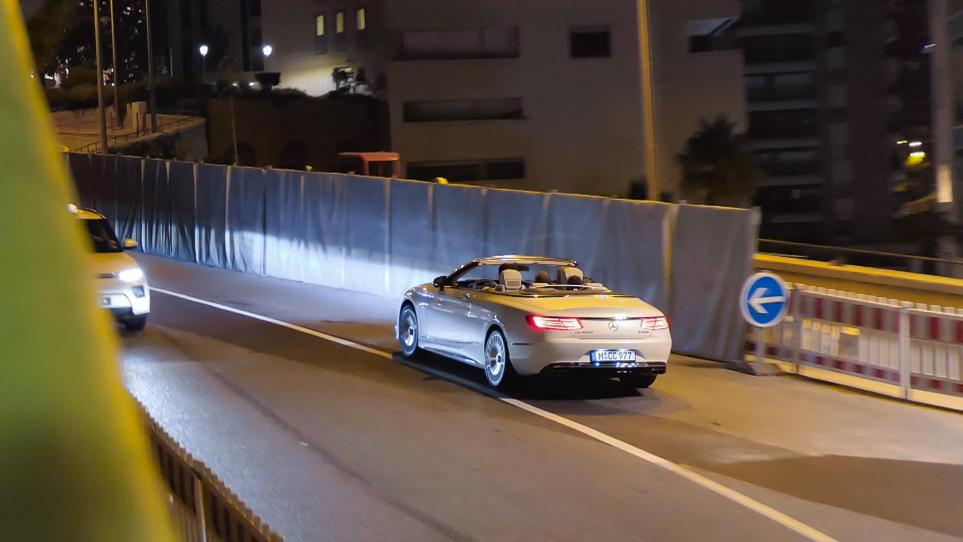Mercedes-Maybach S 650 Cabrio (1of300) - M-CC-977