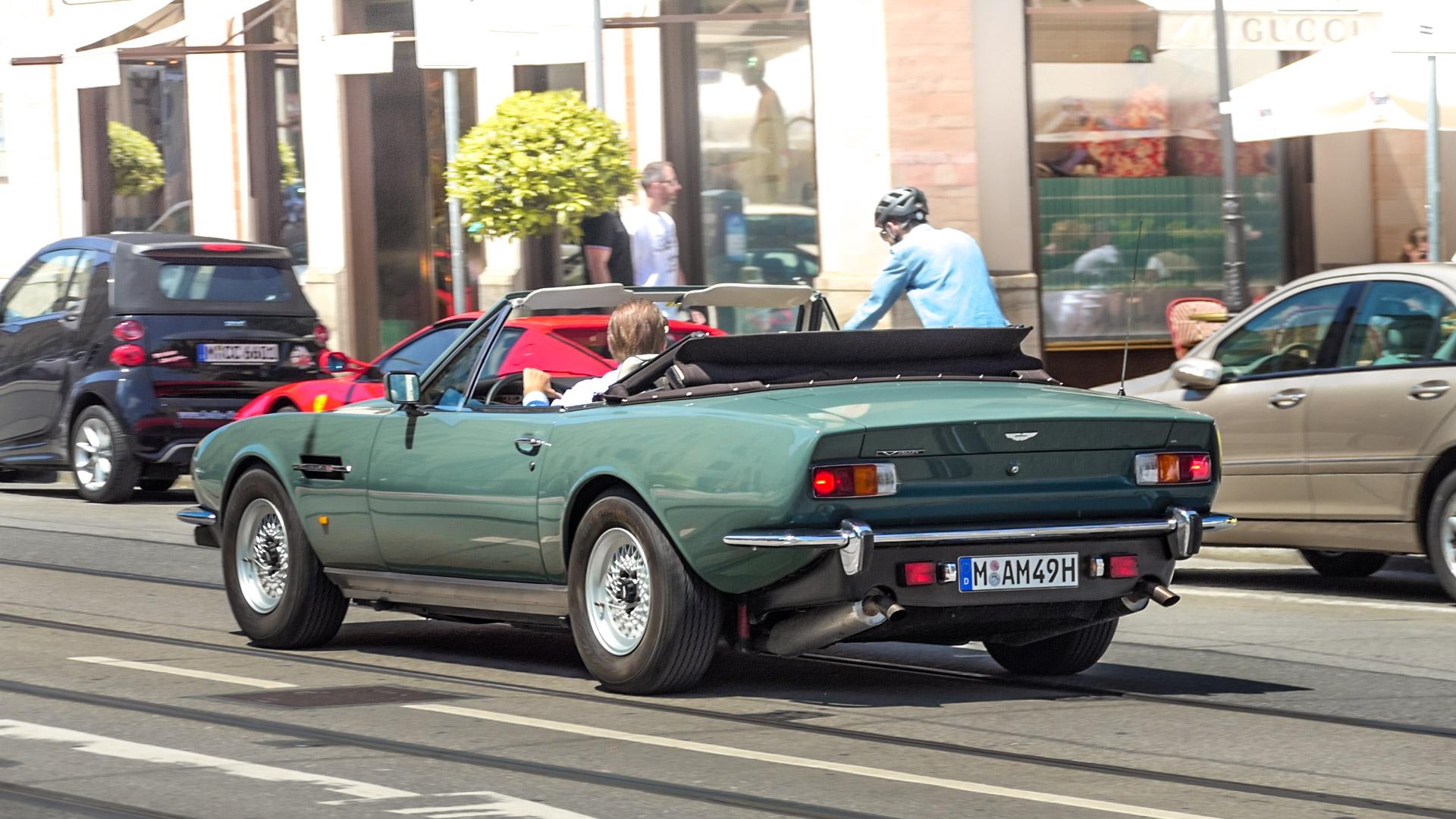 Aston Martin V8 Vantage Volante - M-AM-49H