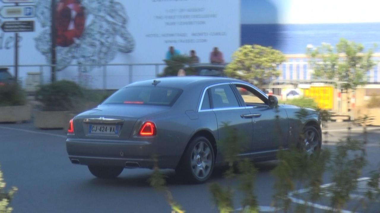 Rolls Royce Ghost Series II - CJ-424-WA-06 (FRA)