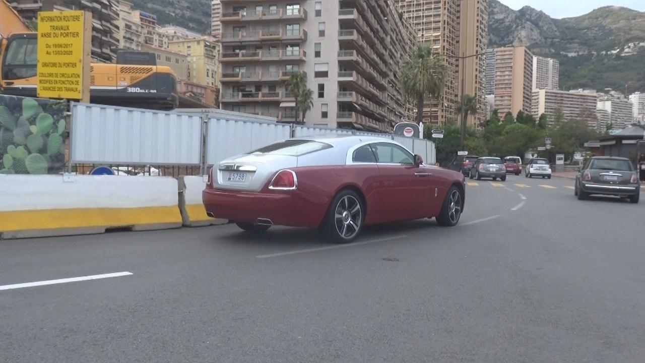 Rolls Royce Wraith - 5798 (MC)