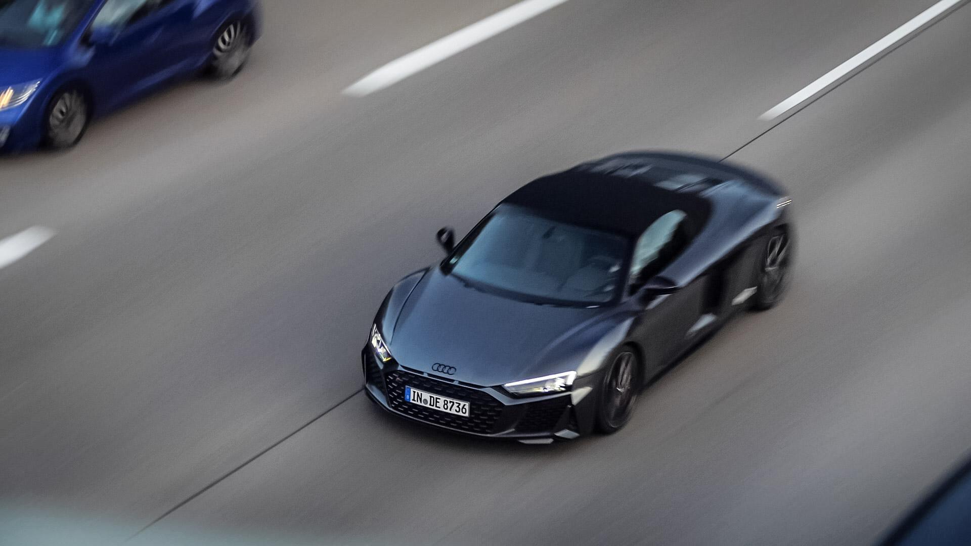 Audi R8 V10 Spyder - IN-DE-8736