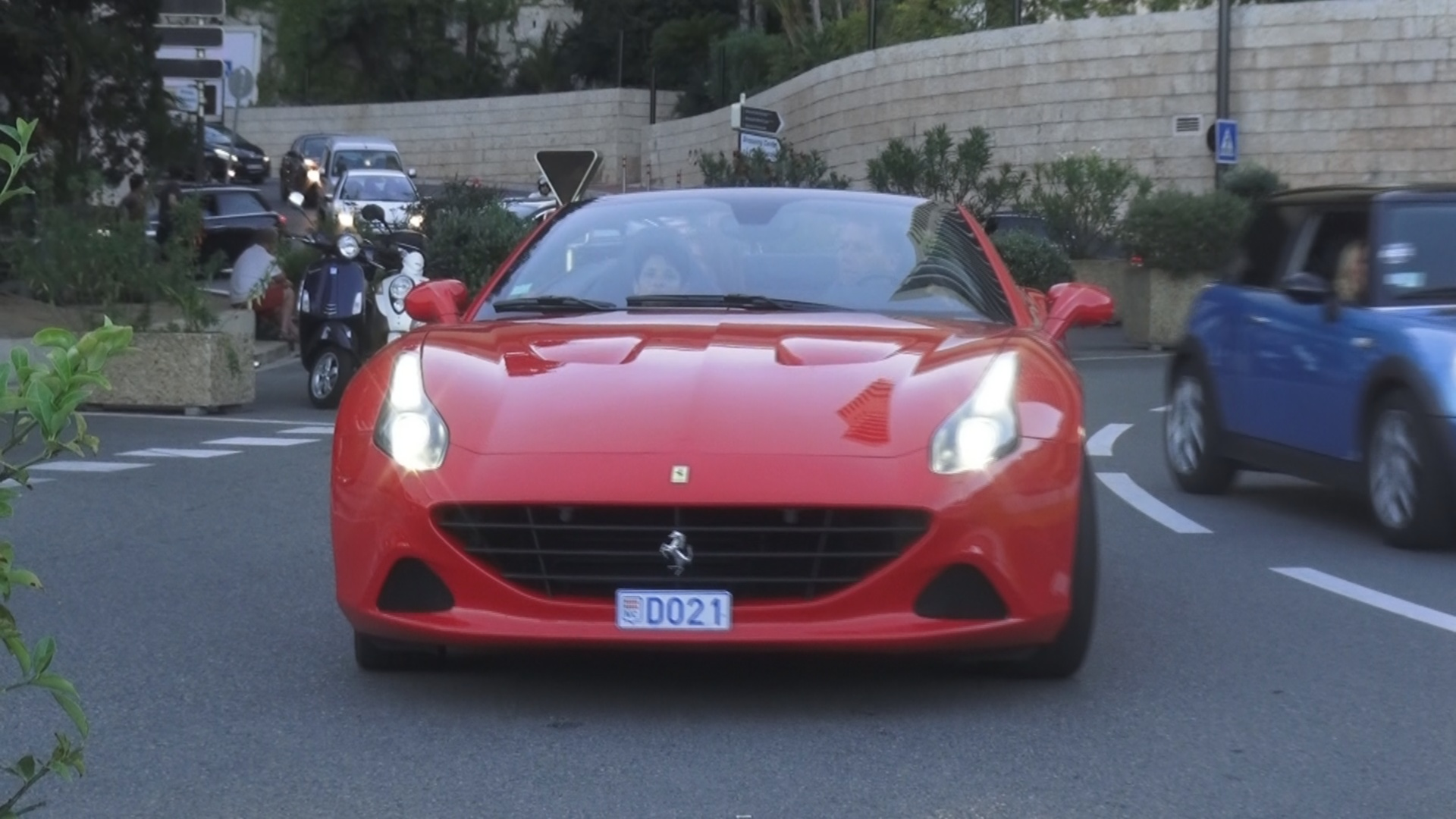 Ferrari California T - D021 (MC)