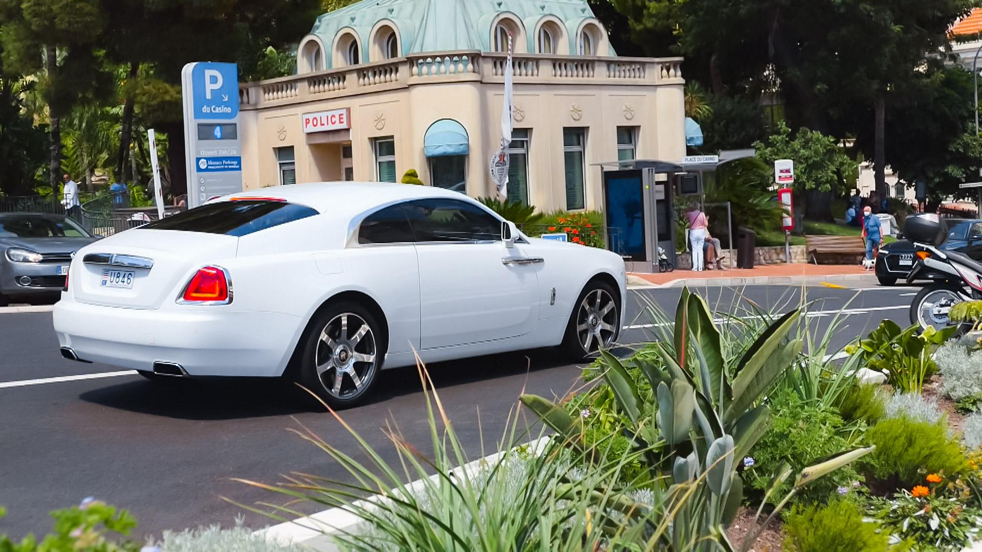 Rolls Royce Wraith - U846 (MC)