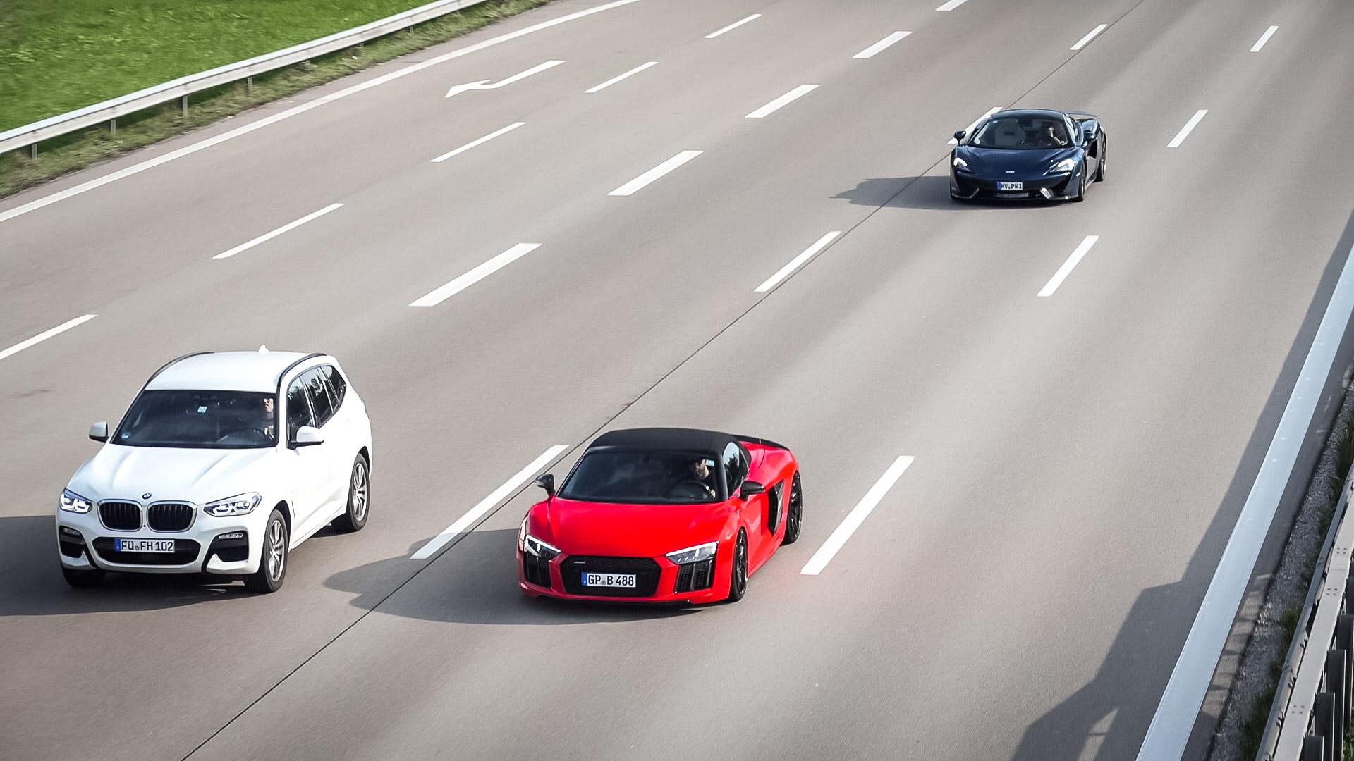 Audi R8 V10 Spyder - GP-B-488