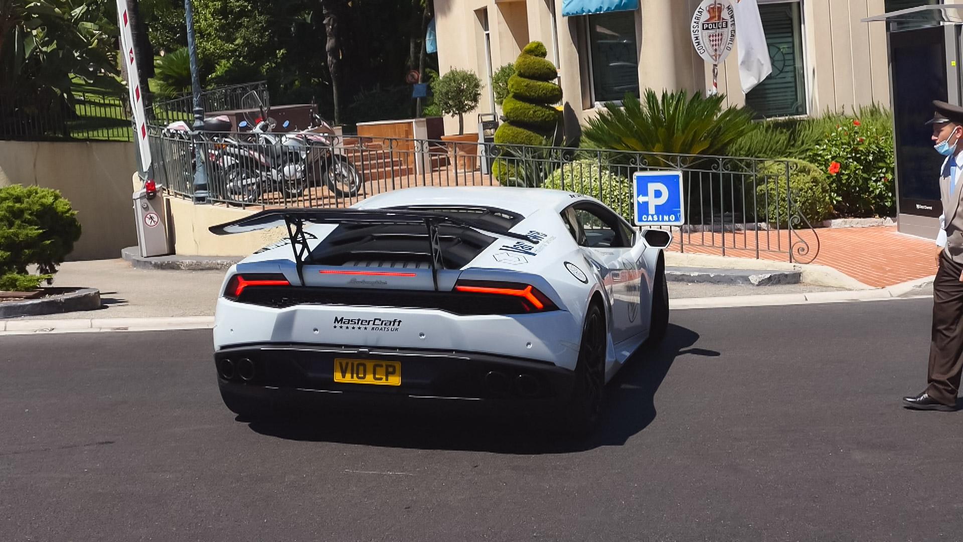 Lamborghini Huracan - V10-CP (GB)