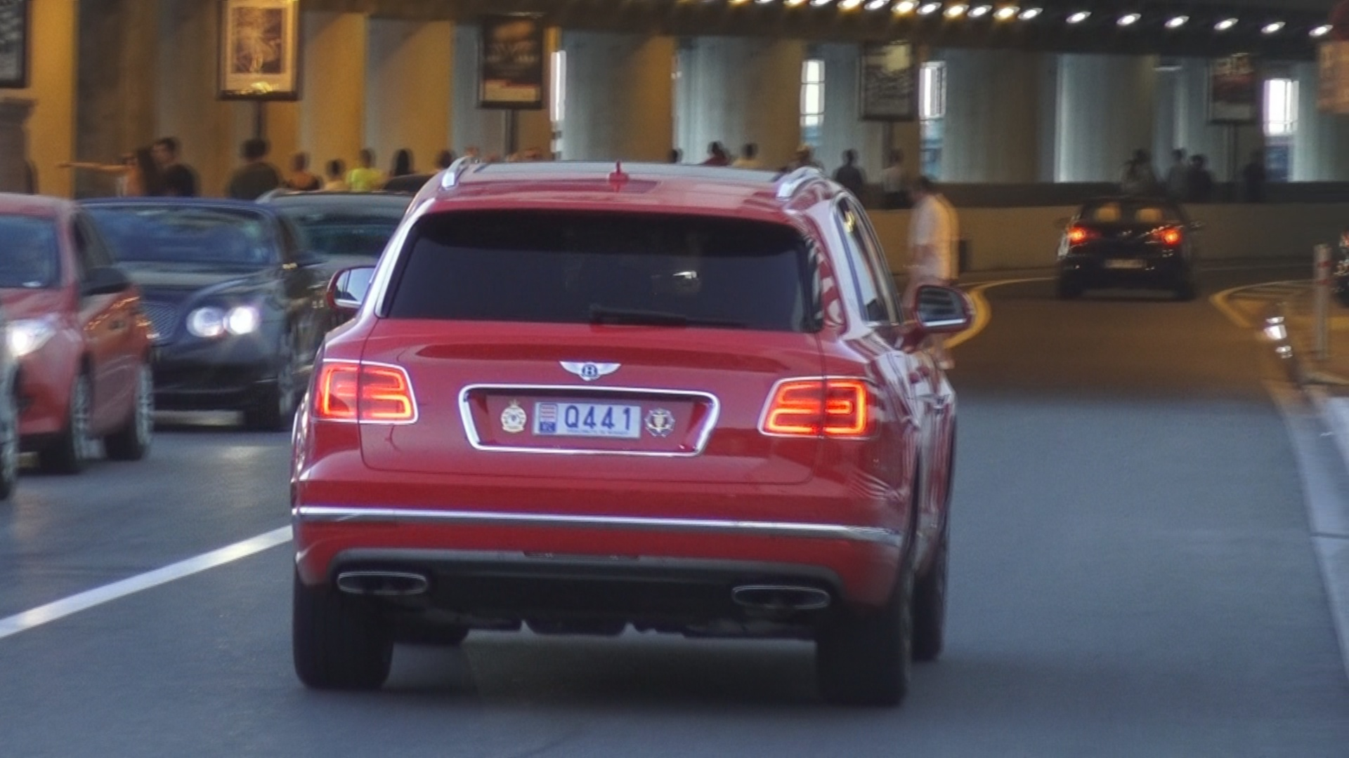 Bentley Bentayga - Q441 (MC)