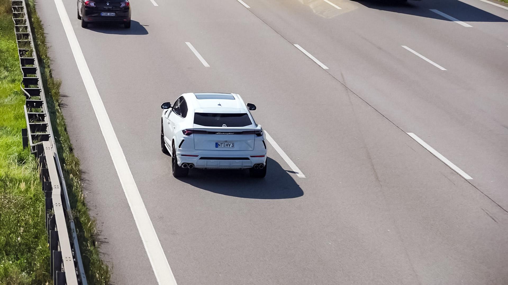 Lamborghini Urus - NT-HY-3