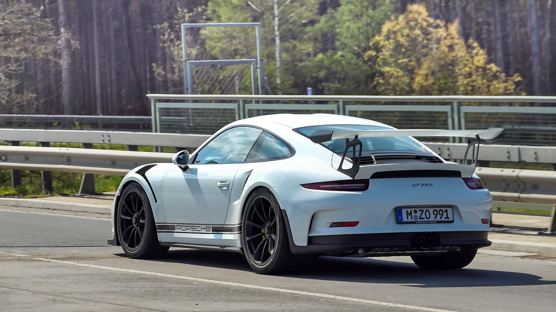 Porsche 911 GT3 RS - M-ZO-991