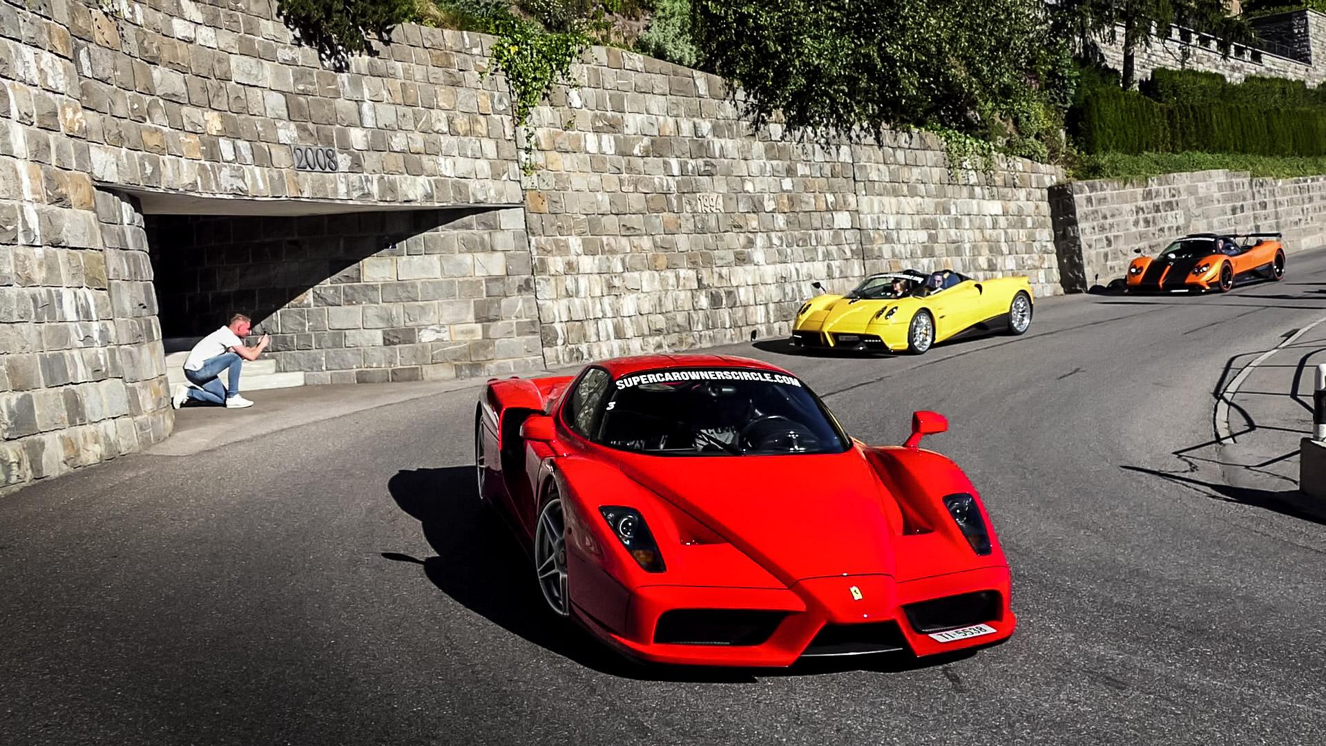 Ferrari Enzo - TI-5538 (CH)