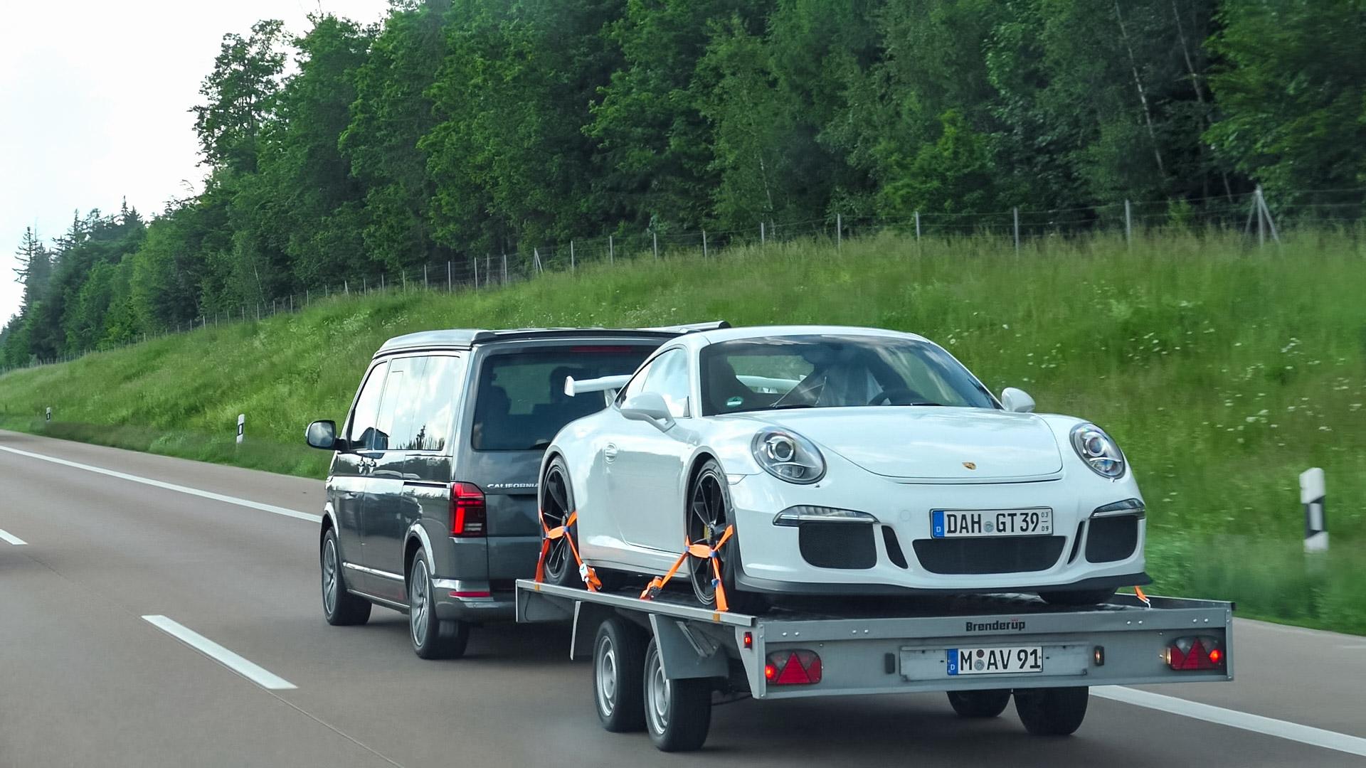 Porsche 991 GT3 - DAH-GT-39