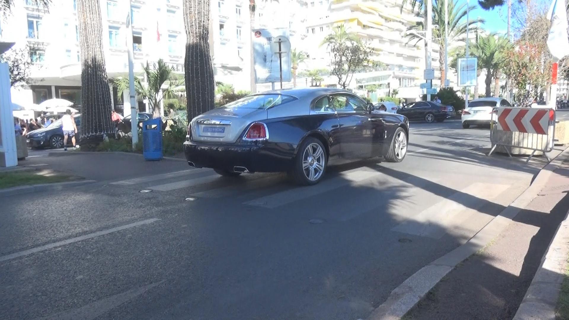 Rolls Royce Wraith - 1303-WW2MC (MC)