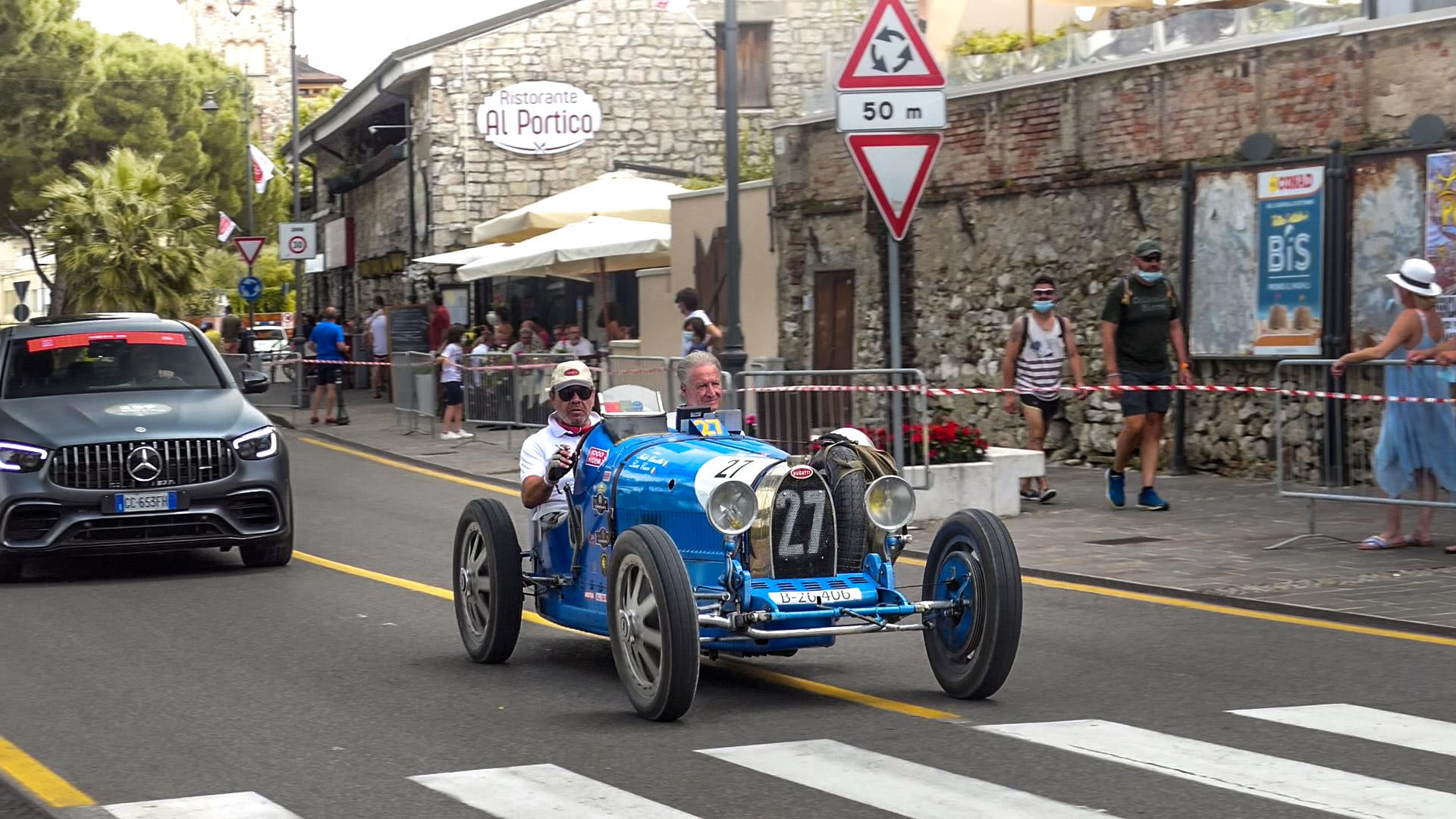 Bugatti Type 37 A - B-26406 (ITA)