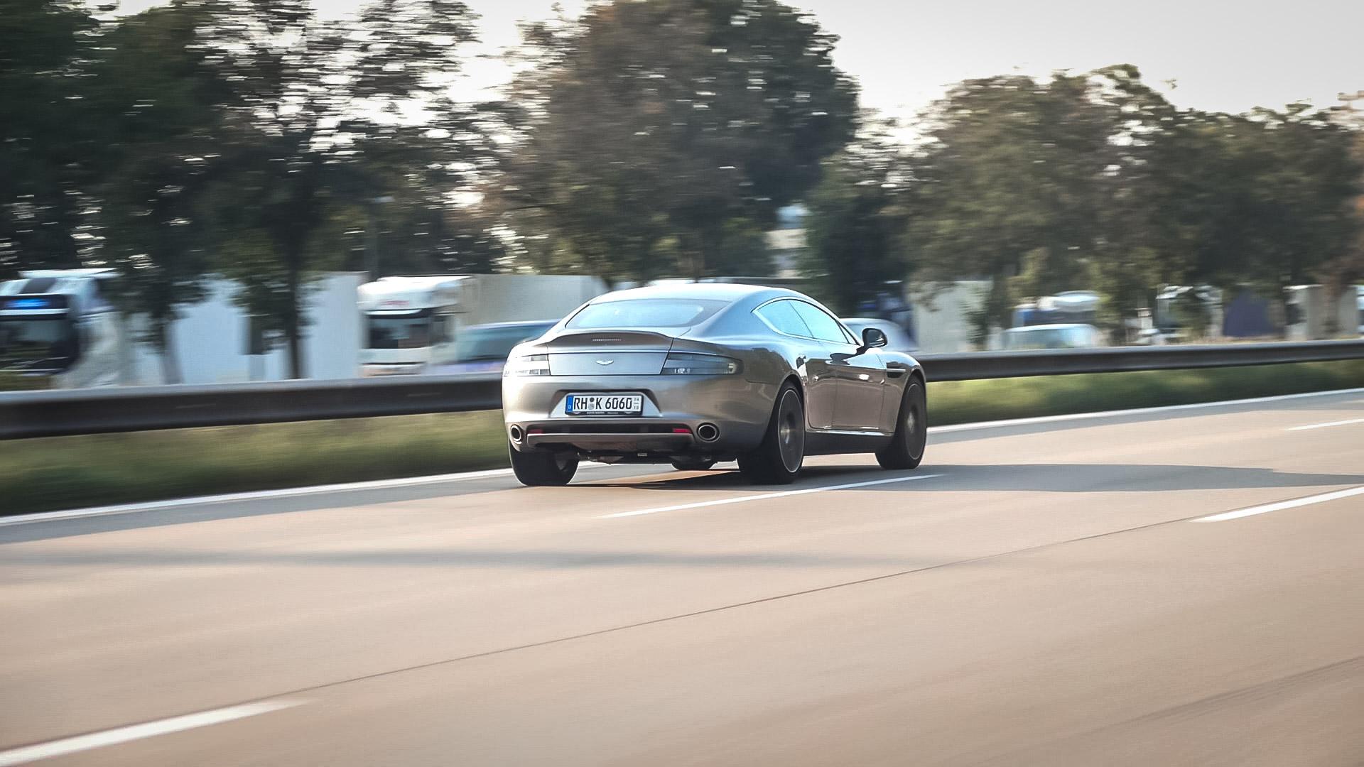 Aston Martin Rapide - RH-K-6060