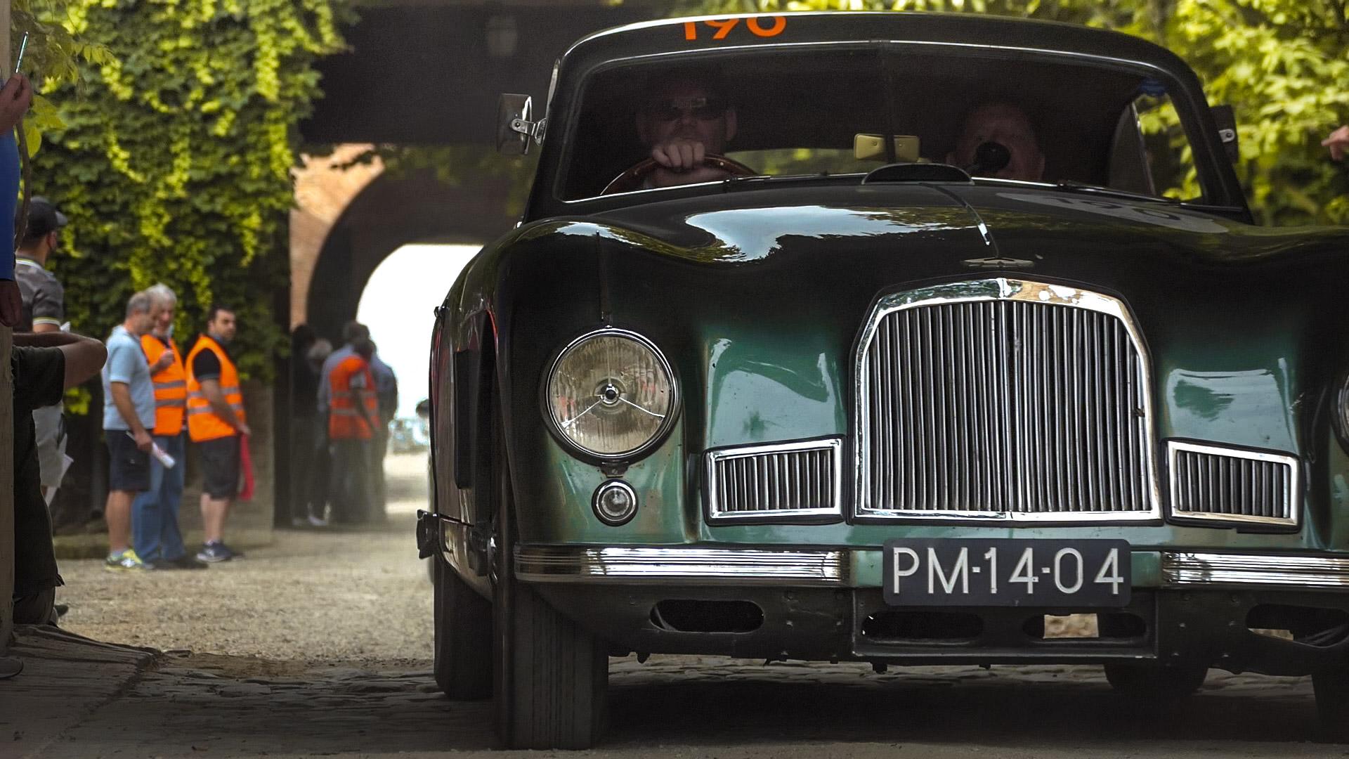 Aston Martin DB2 - PM-14-04 (NL)