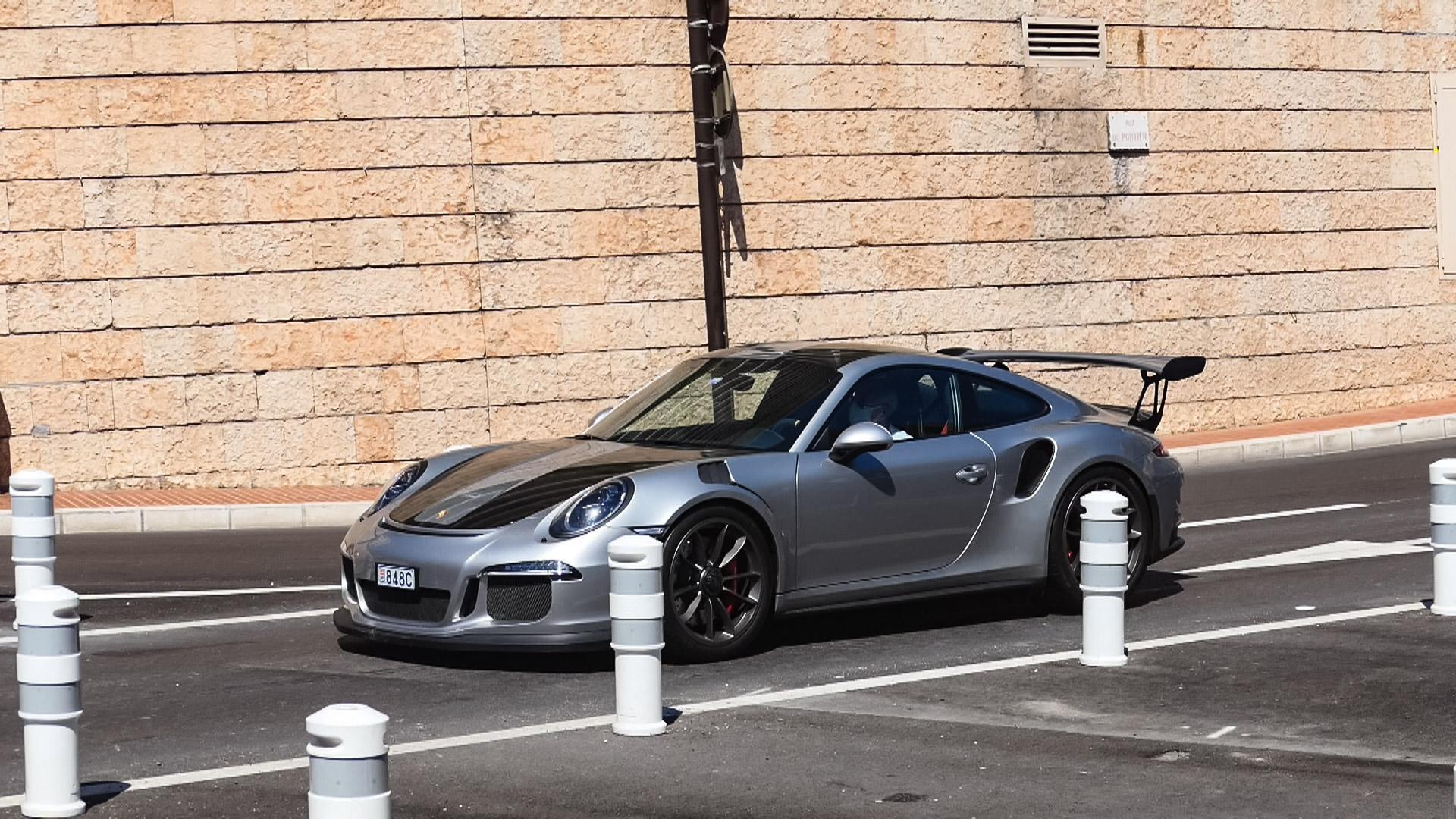 Porsche 911 GT3 RS - 848C (MC)