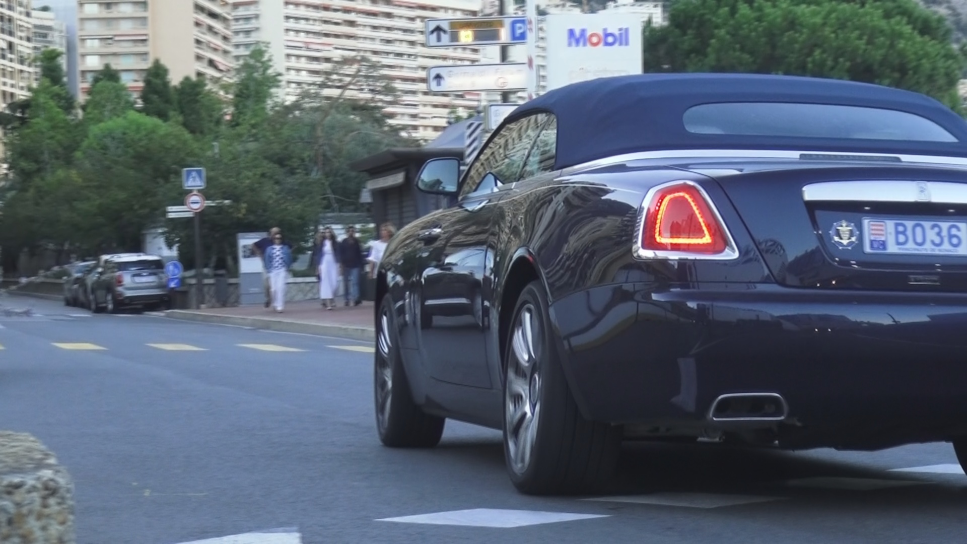 Rolls Royce Dawn - B036 (MC)