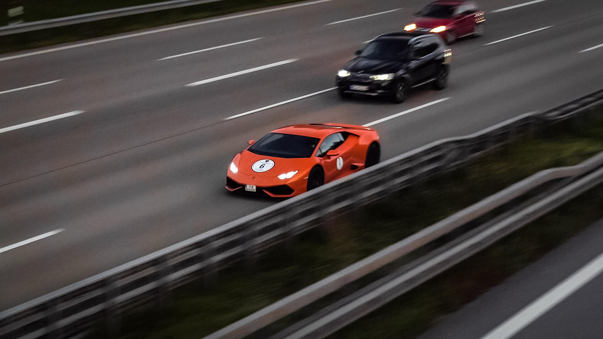 Lamborghini Huracan - N-AW-6104
