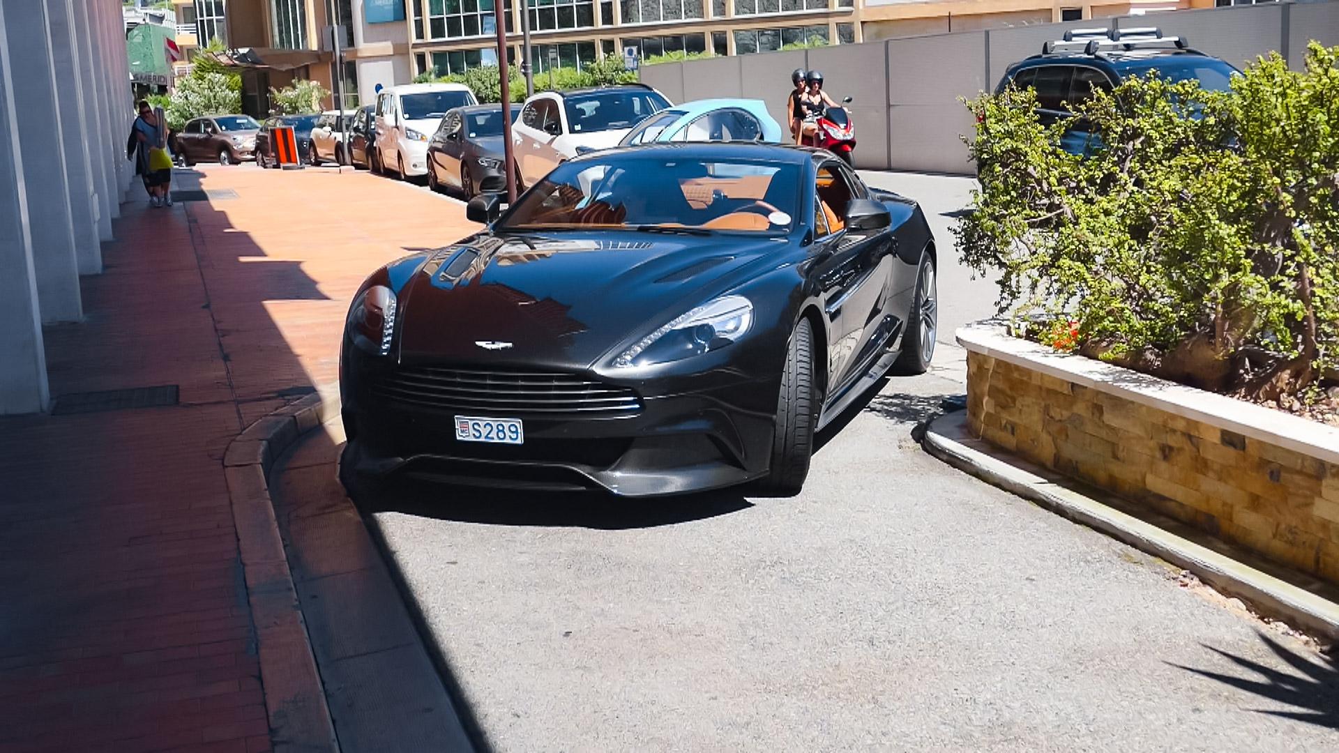 Aston Martin Vanquish S - S289 (MC)