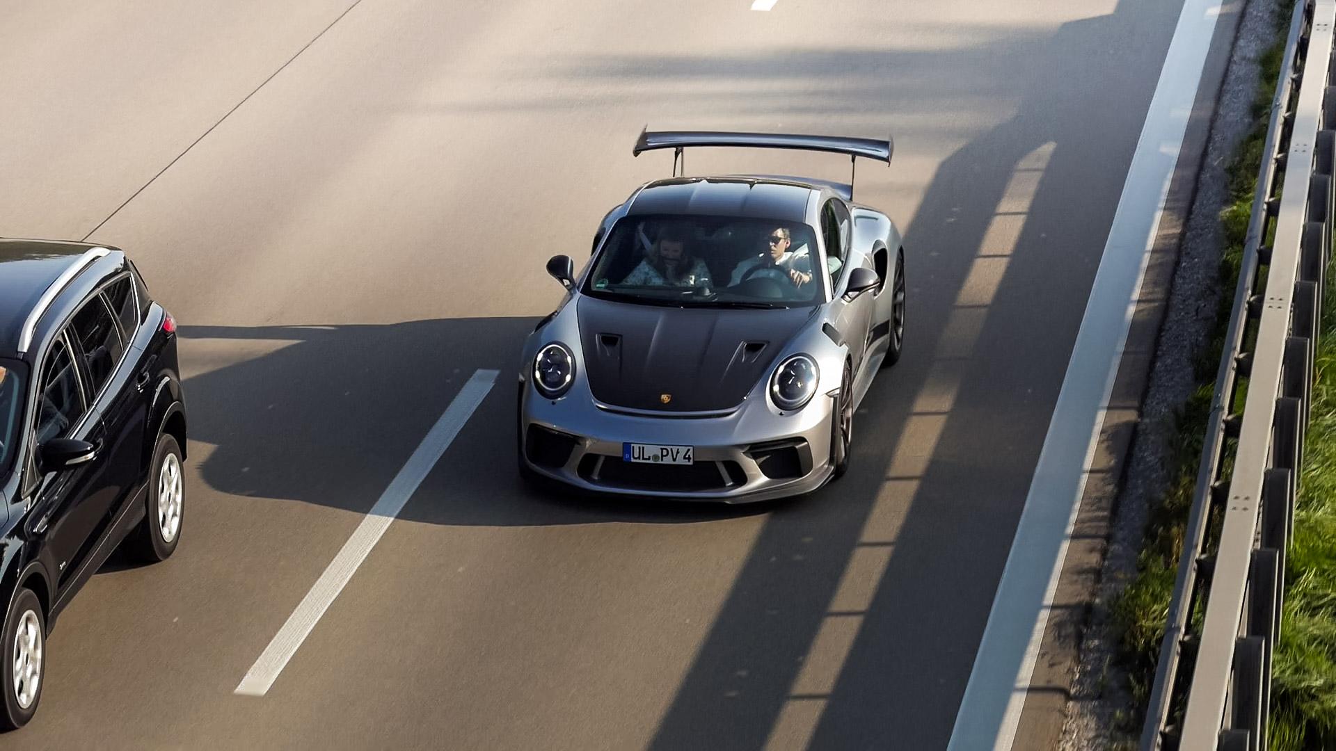 Porsche 911 991.2 GT3 RS - UL-PV-4