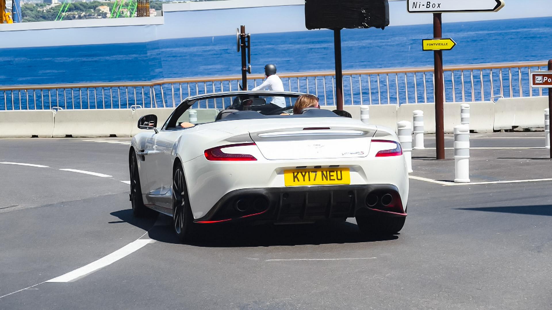 Aston Martin Vanquish S Volante - KY17-NEU (GB)