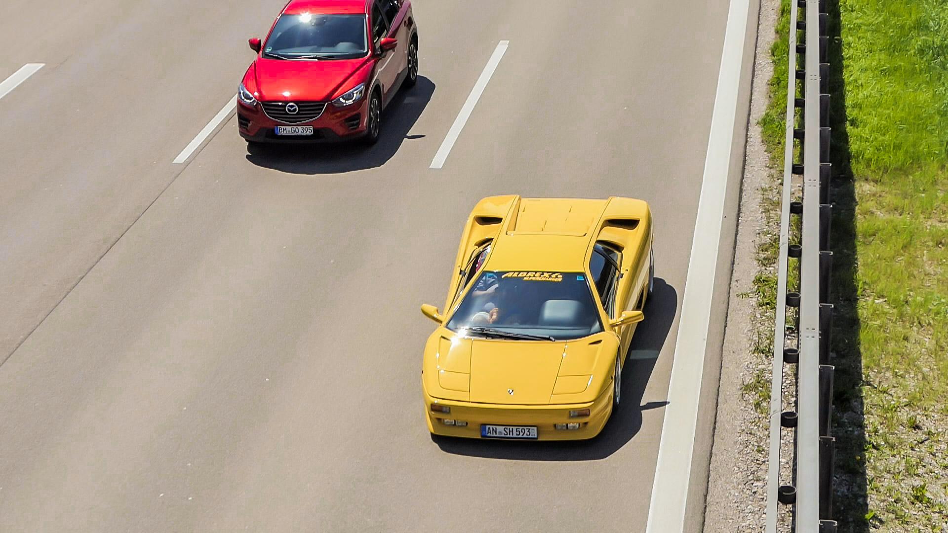 Lamborghini Diablo - AN-SH-593
