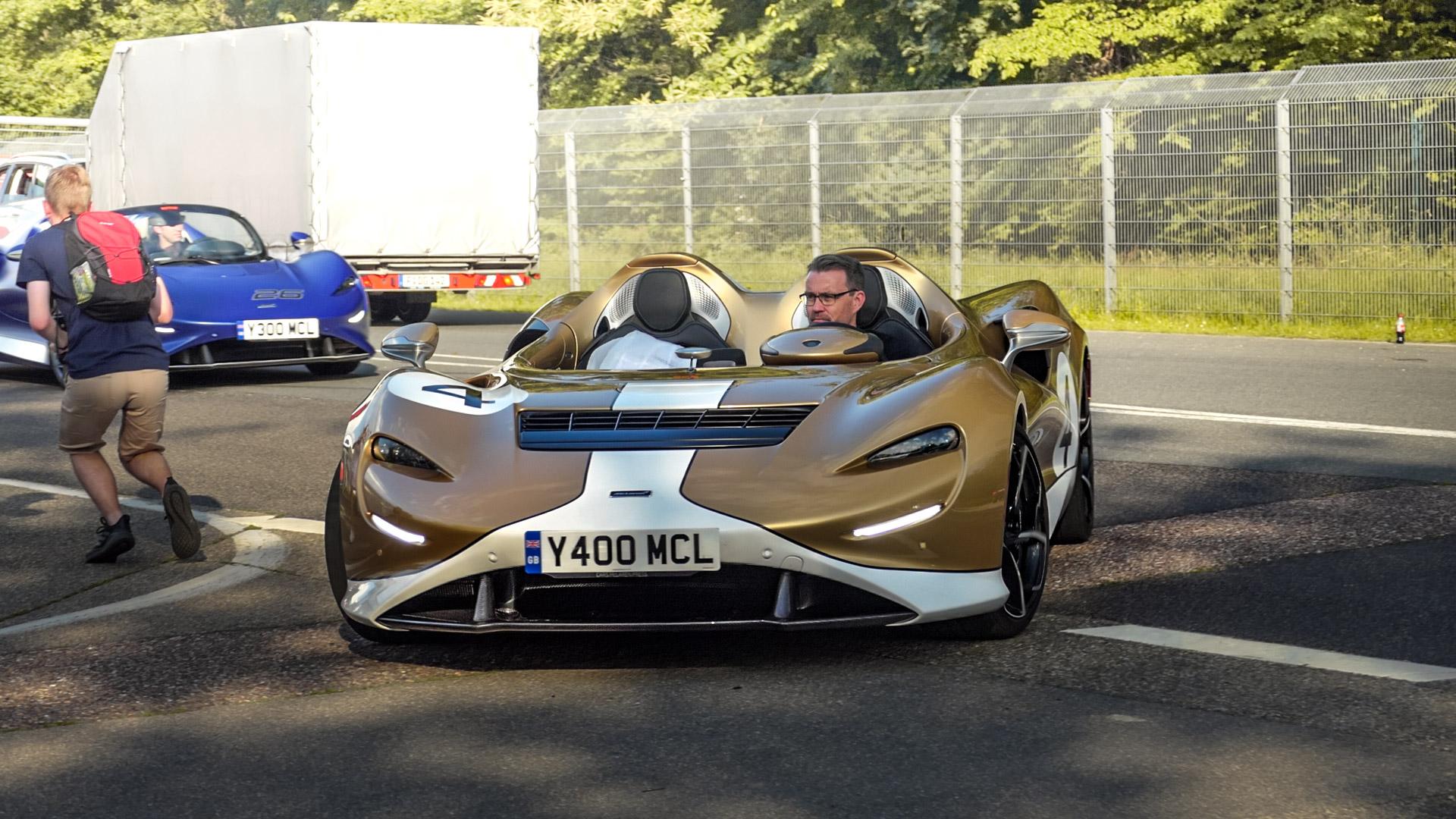 McLaren Elva - Y-400-MCL (GB)