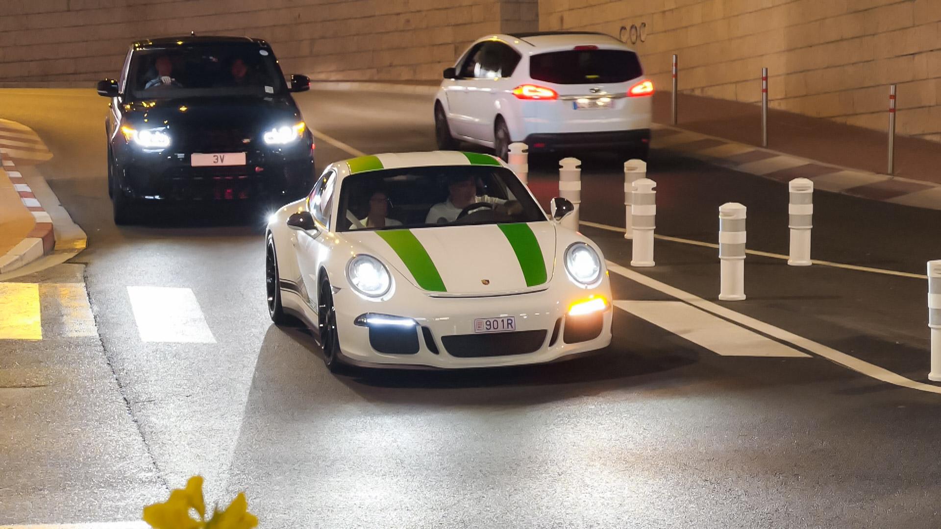 Porsche 911 R - 901R (MC)