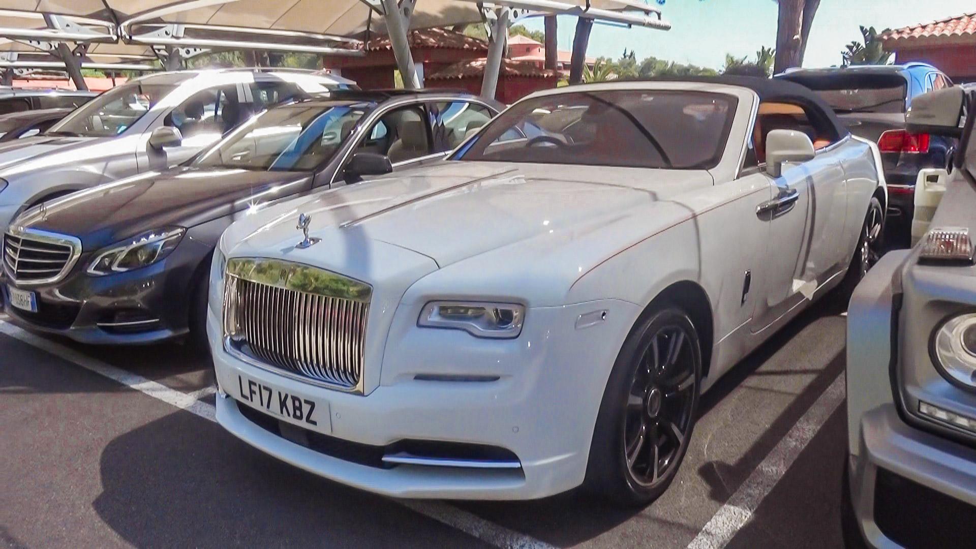 Rolls Royce Dawn - LF17-KBZ (GB)
