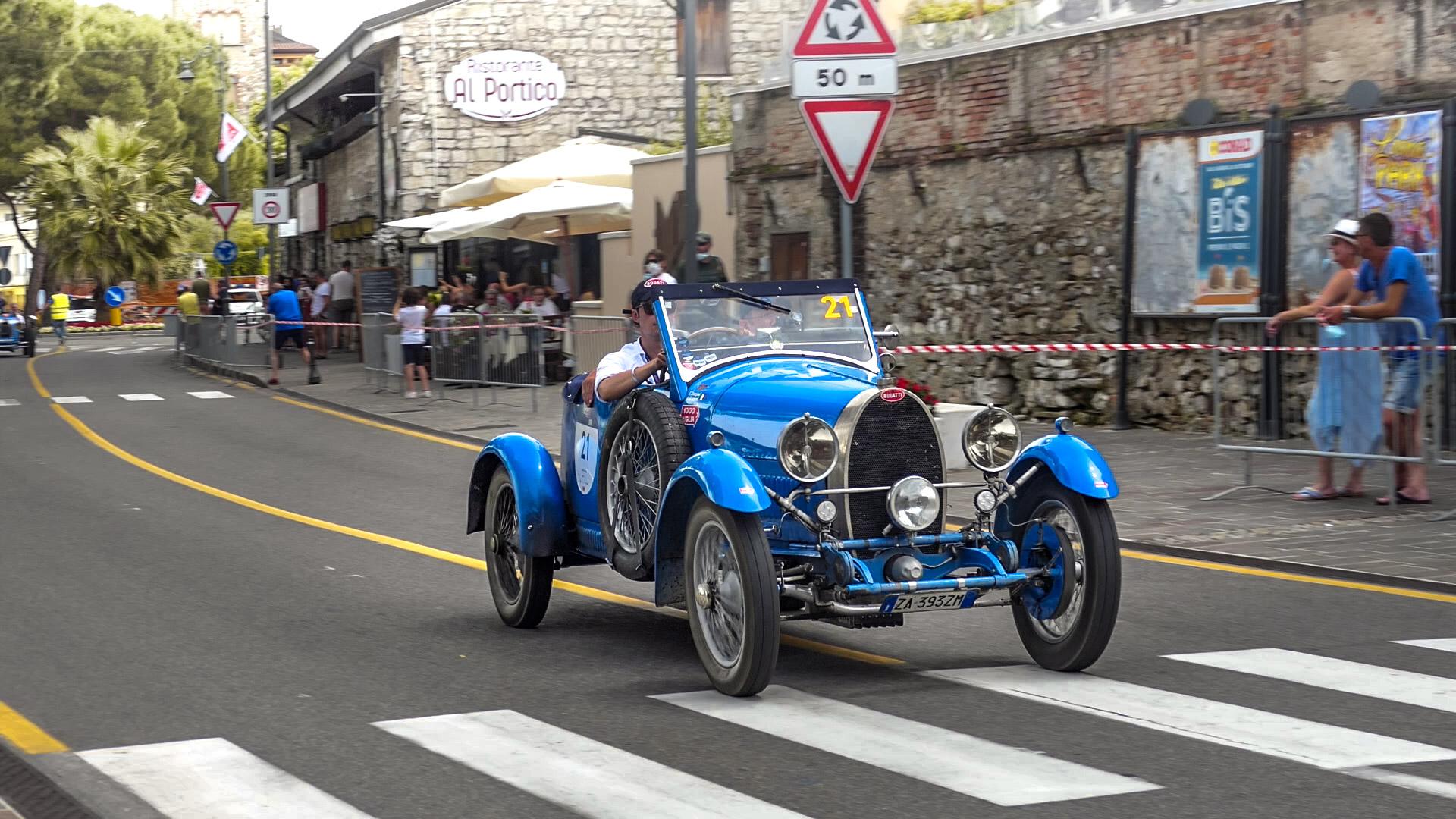 Bugatti Type 40 - ZA-393-ZM (ITA)