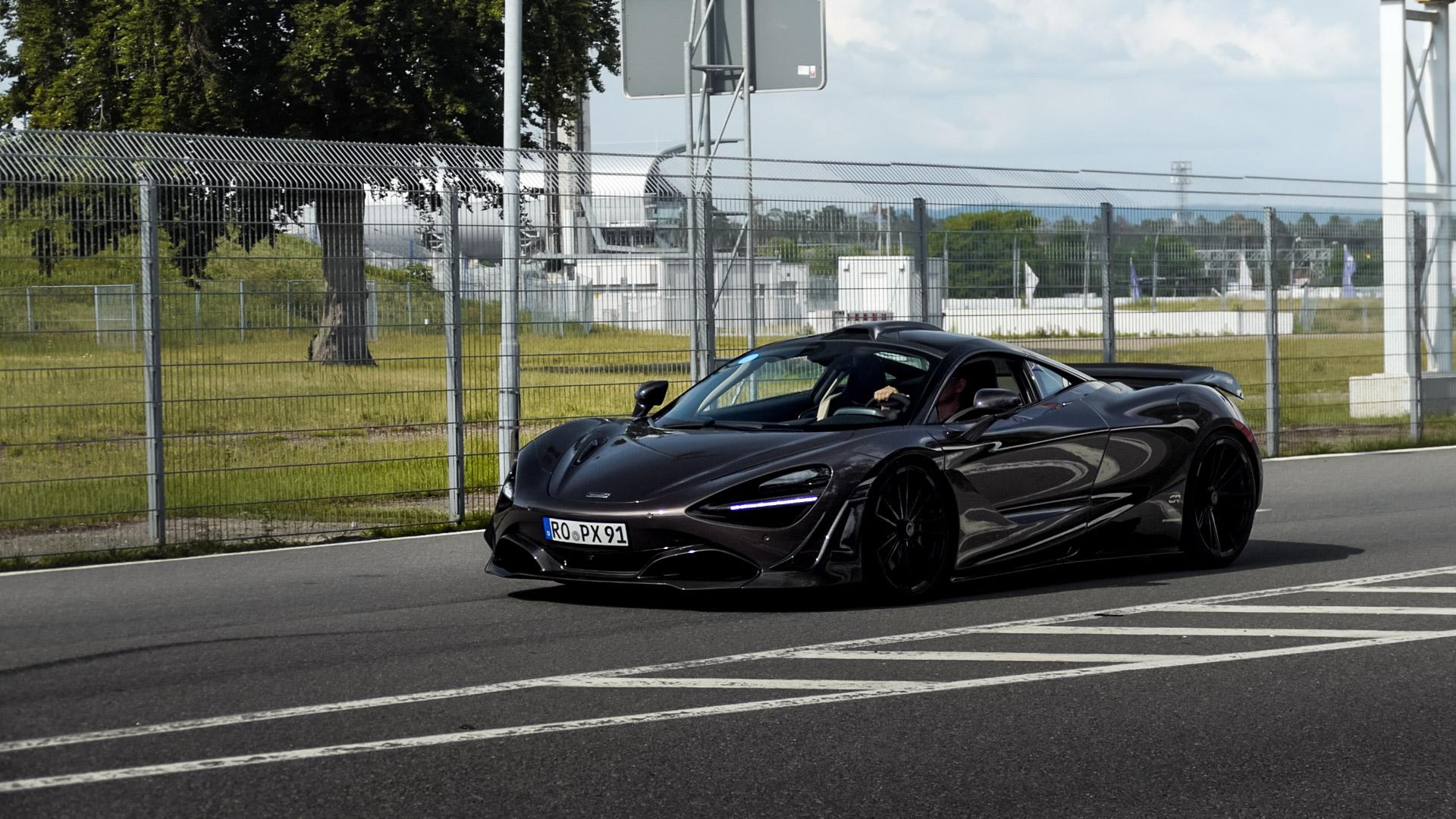 McLaren 720S Novitec - RO-PX-91