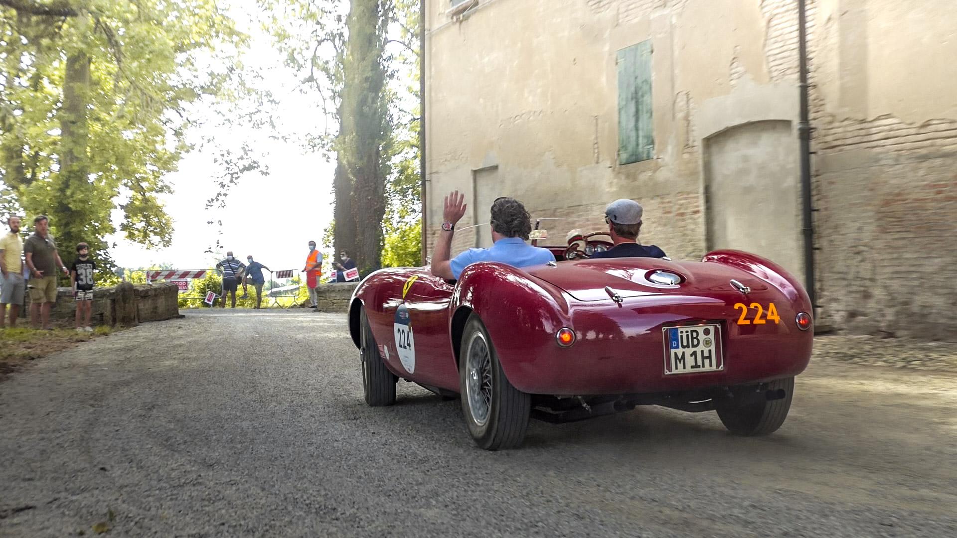 Ferrari 375 MM Spider Pinin Farina - ÜB-M-1H