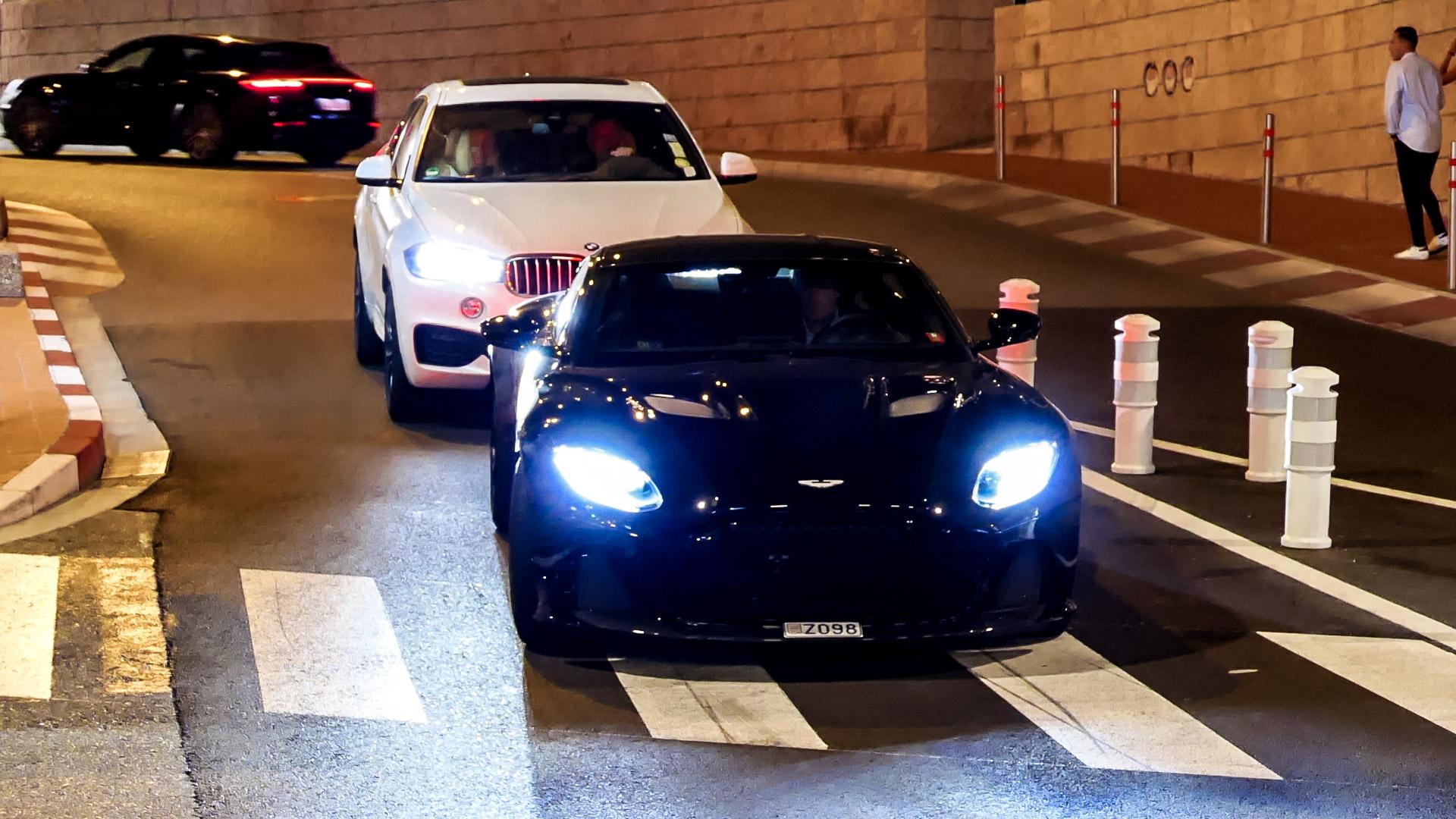 Aston Martin DBS Superleggera - U098 (MC)